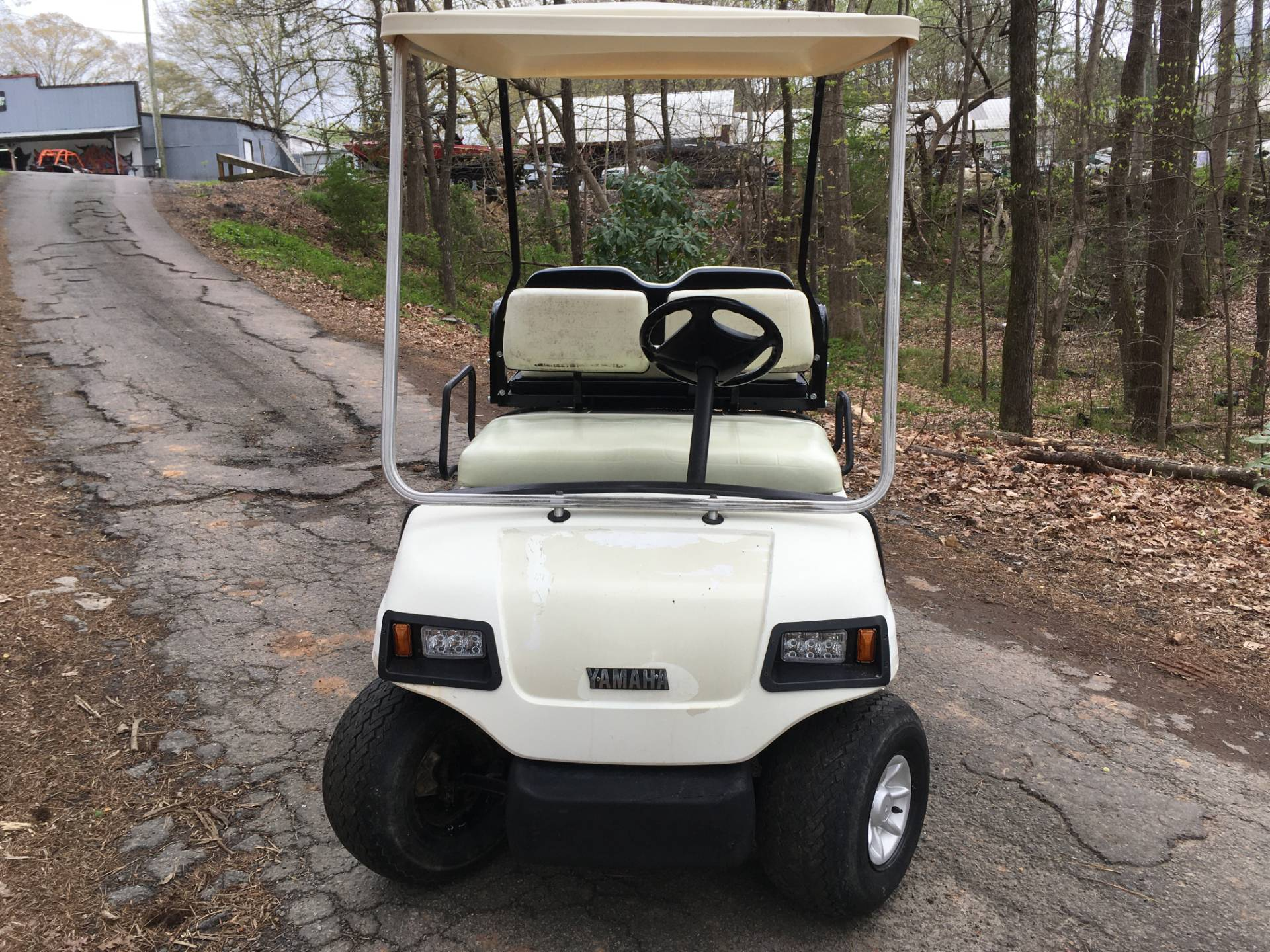 2000 EZ-GO TXT 36V ELECTRIC in Woodstock, Georgia - Photo 5