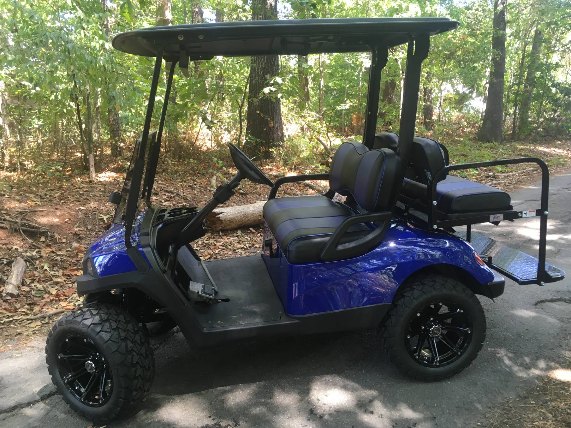 2016 YAMAHA DRIVE G-29 in Woodstock, Georgia - Photo 2