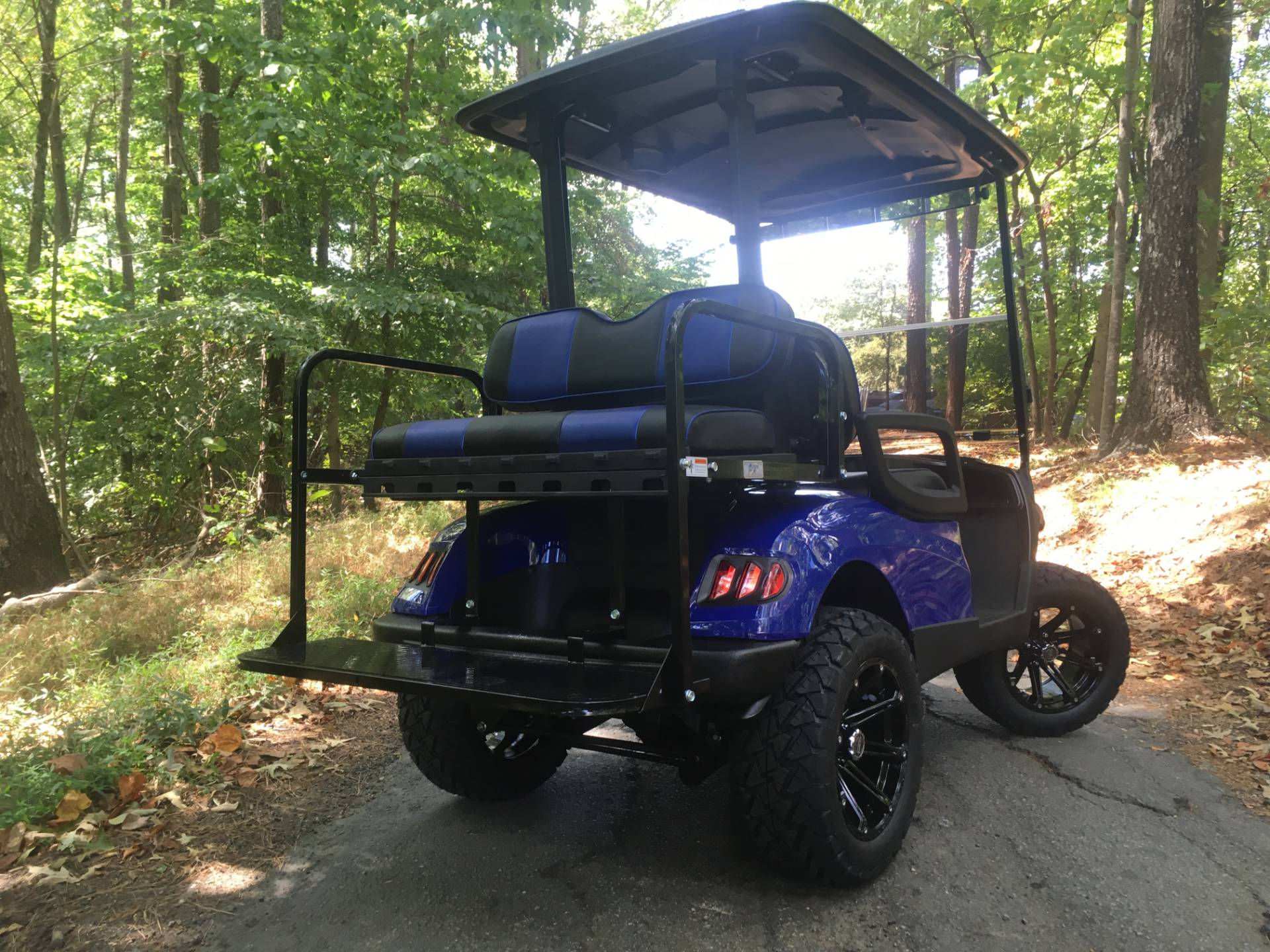 2016 YAMAHA DRIVE G-29 in Woodstock, Georgia - Photo 4