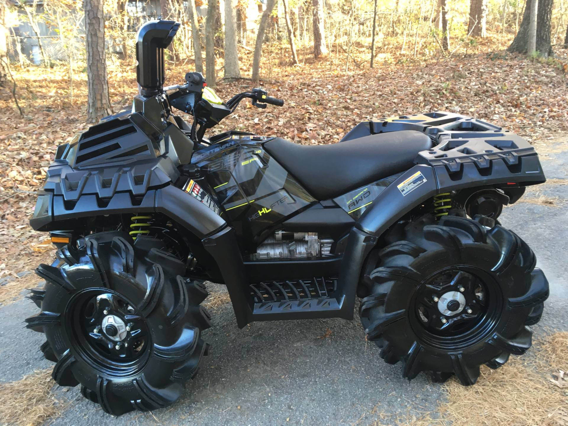 2020 POLARIS SPORTSMAN 850 HIGHLIFTER EDITION in Woodstock, Georgia - Photo 2