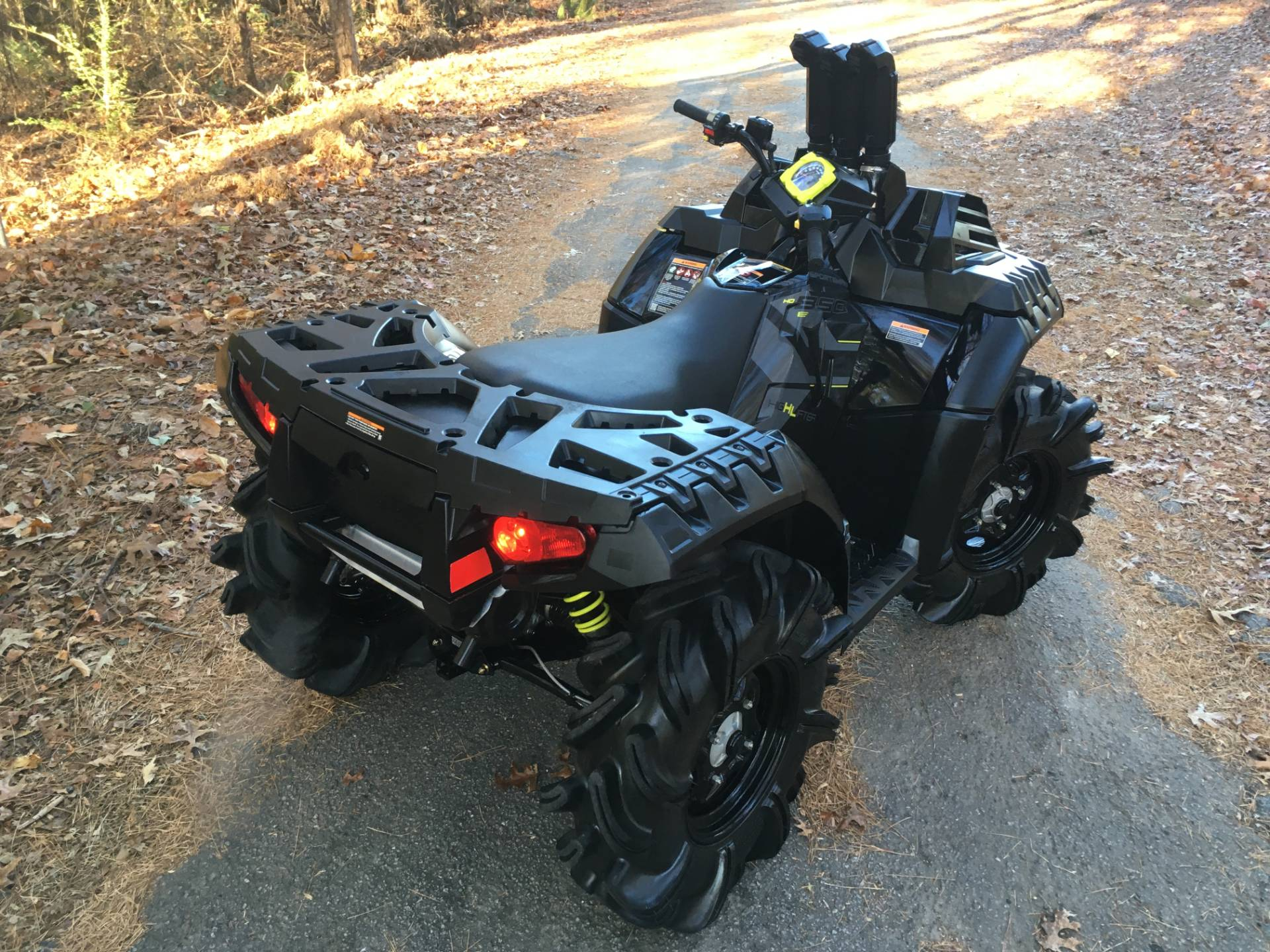 2020 POLARIS SPORTSMAN 850 HIGHLIFTER EDITION in Woodstock, Georgia - Photo 4