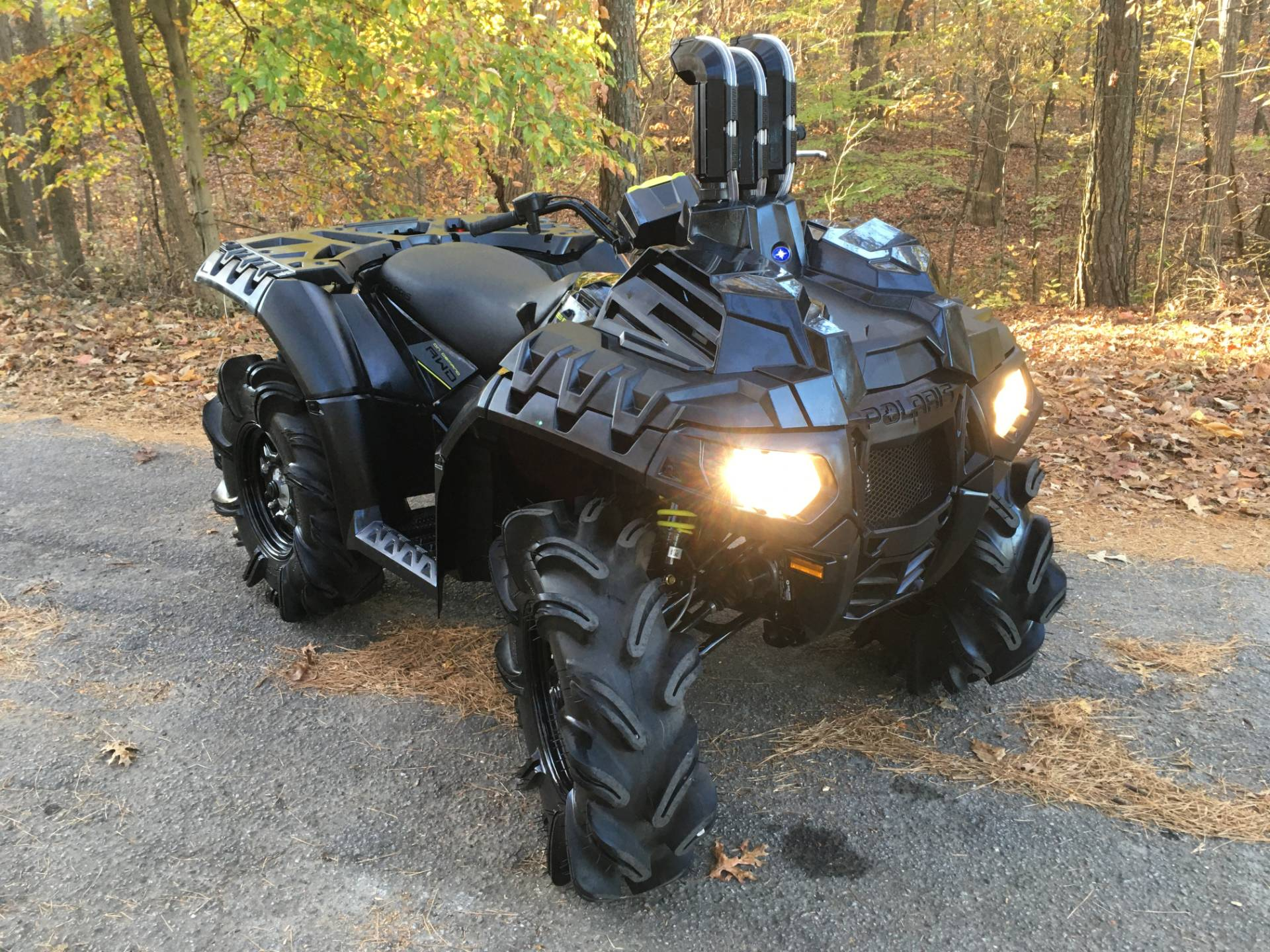 2020 POLARIS SPORTSMAN 850 HIGHLIFTER EDITION in Woodstock, Georgia - Photo 5