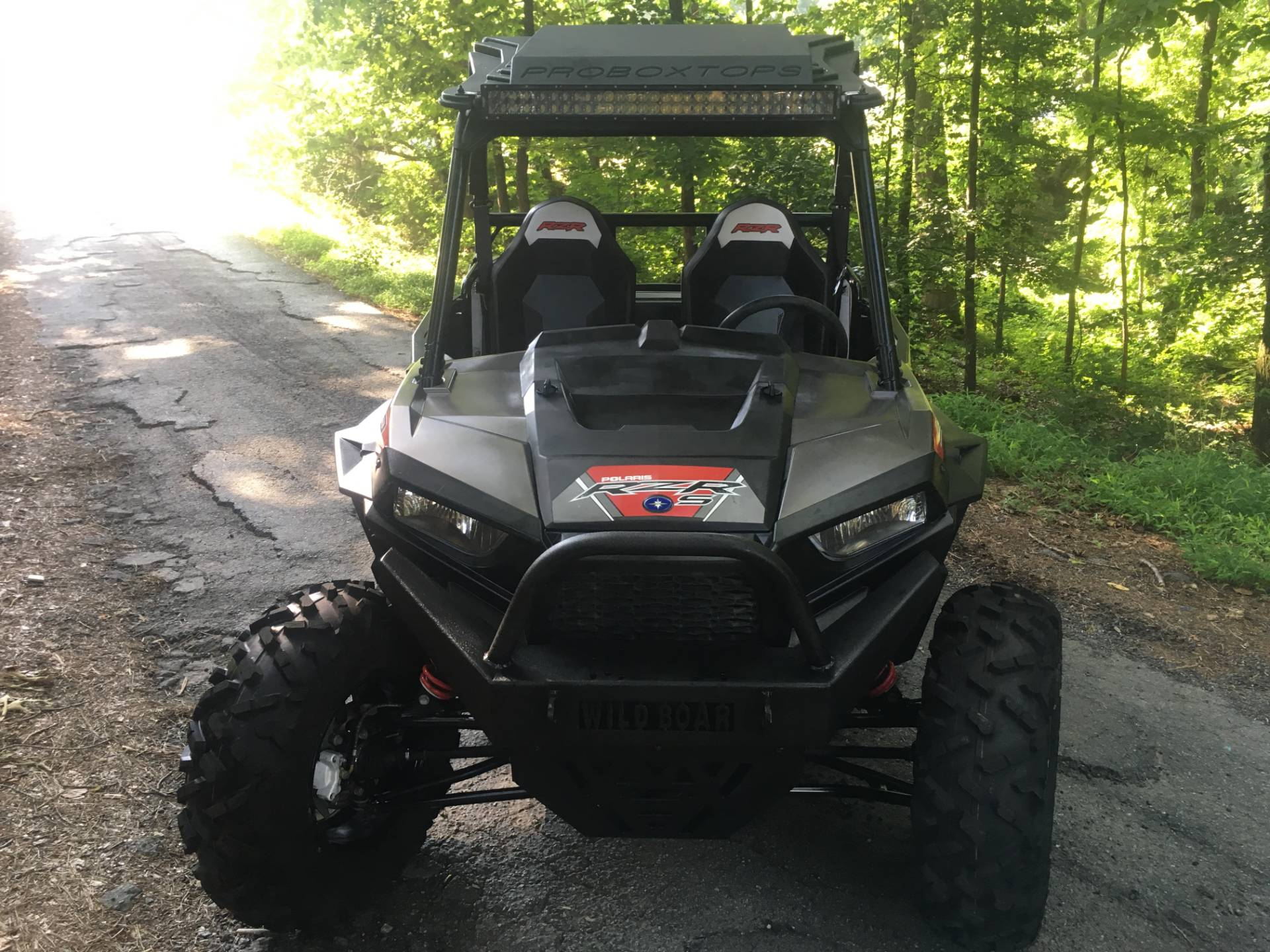 2015 Polaris RZR® S 900 EPS in Woodstock, Georgia
