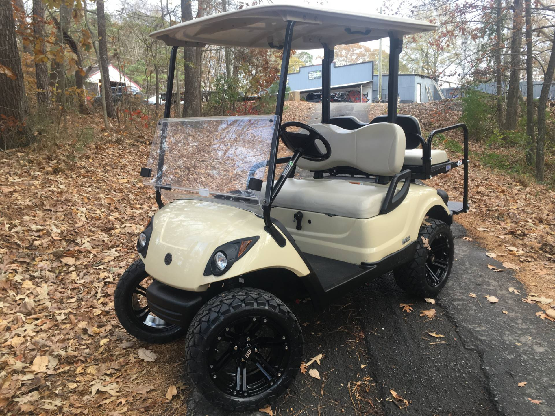 2015 Yamaha THE DRIVE® Fleet (Gas)  in Woodstock, Georgia
