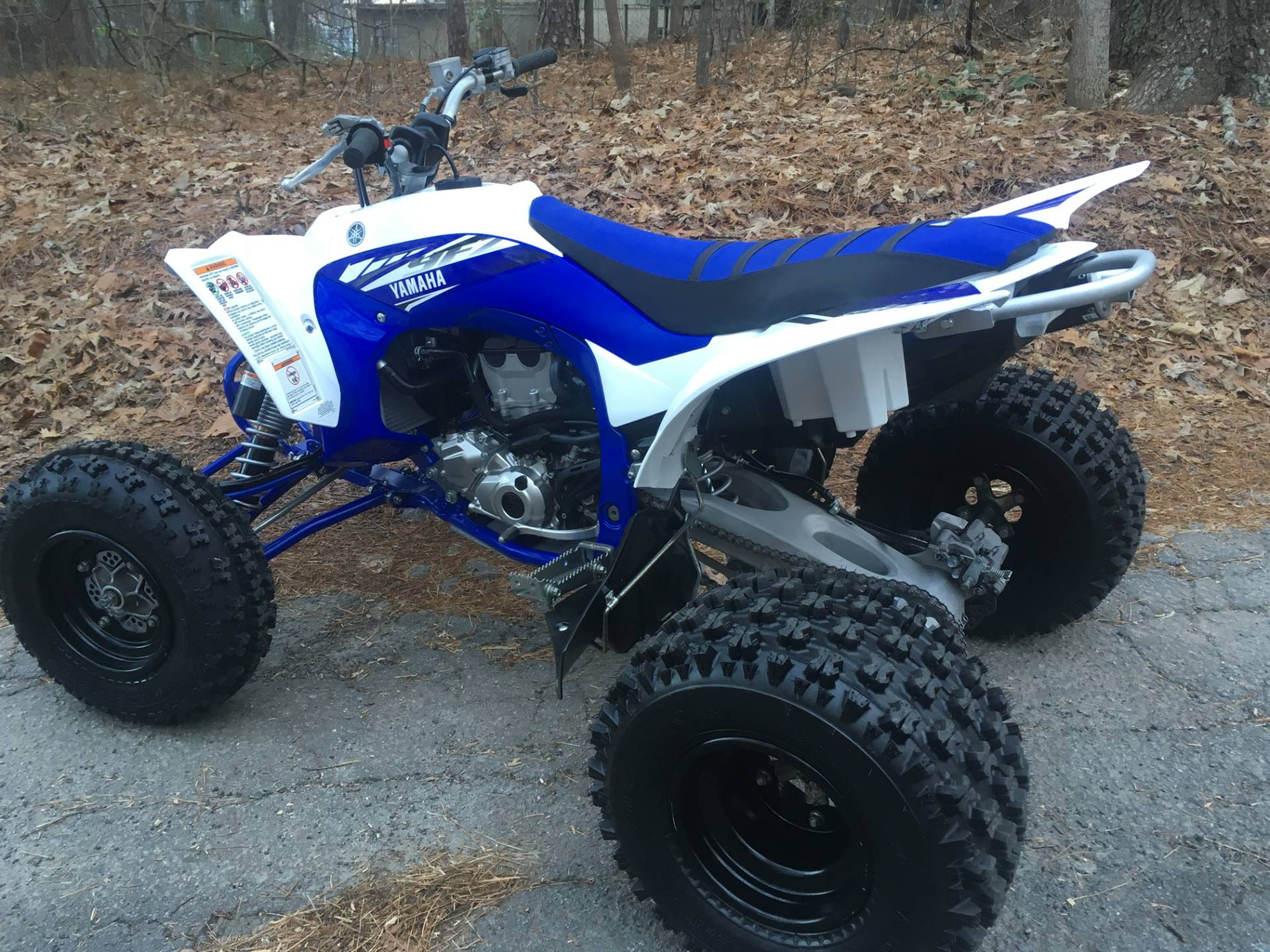 2017 Yamaha YFZ450R in Woodstock, Georgia