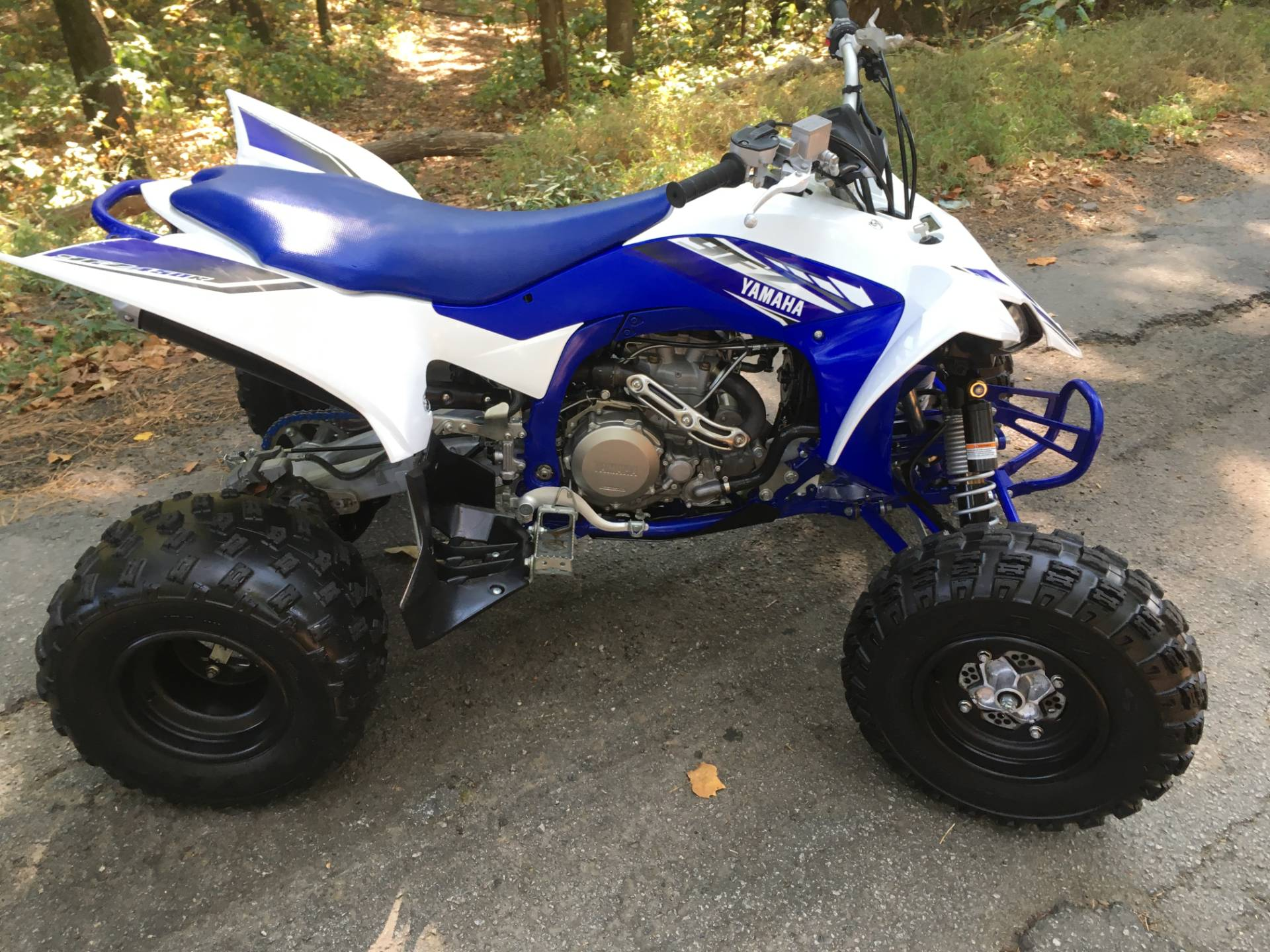 2017 Yamaha YFZ450R in Woodstock, Georgia - Photo 5
