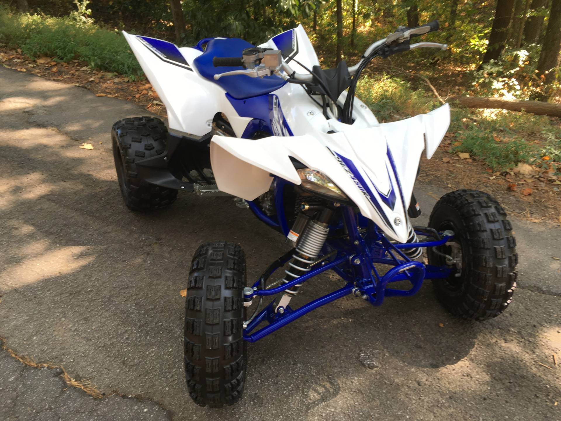2017 Yamaha YFZ450R in Woodstock, Georgia - Photo 6