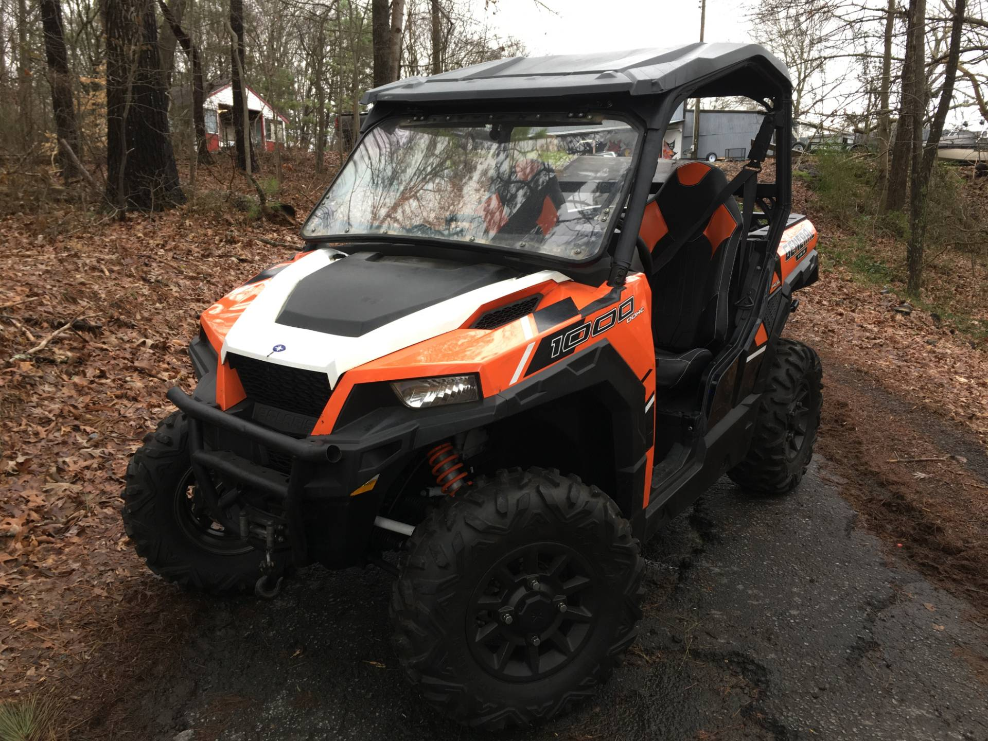 2016 POLARIS GENERAL 1000 EPS in Woodstock, Georgia - Photo 1