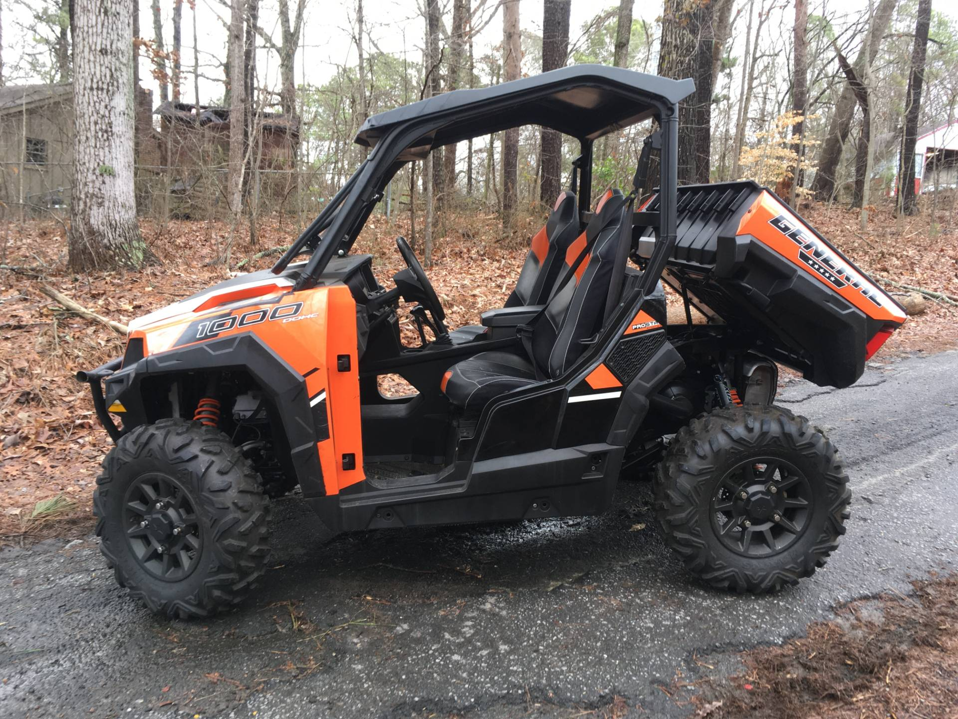 2016 POLARIS GENERAL 1000 EPS in Woodstock, Georgia - Photo 3