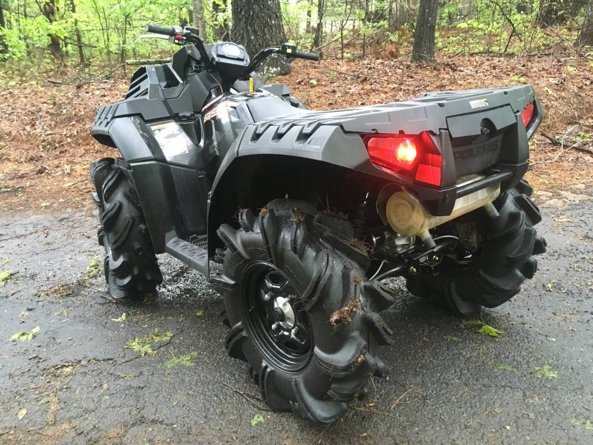 2018 Polaris Sportsman 850 High Lifter Edition in Woodstock, Georgia