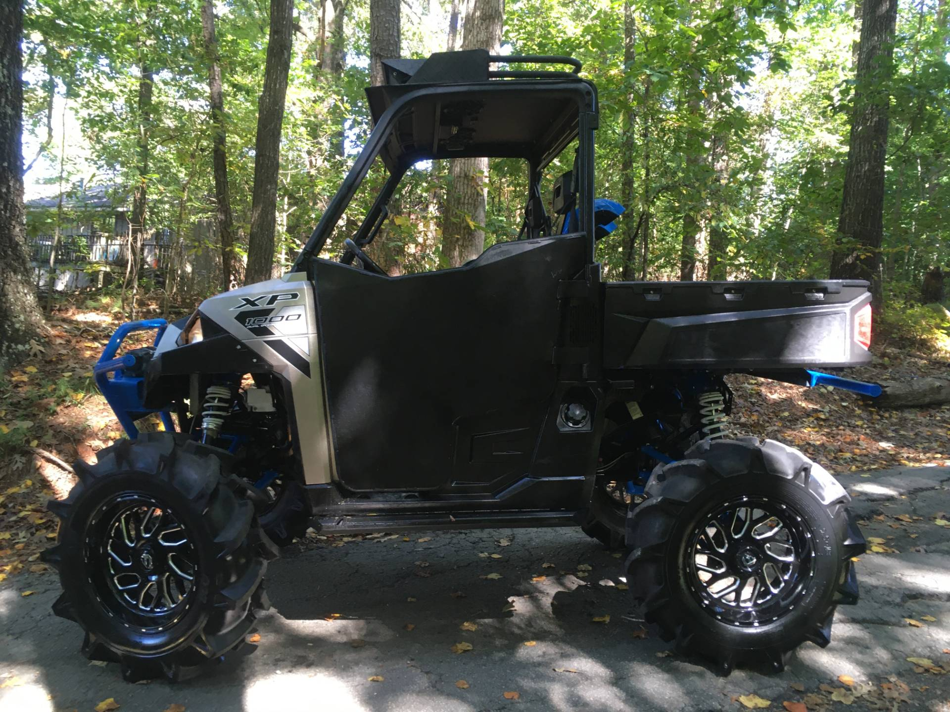 2017 POLARIS RANGER XP 1000 HIGH LIFTER EPS in Woodstock, Georgia - Photo 2