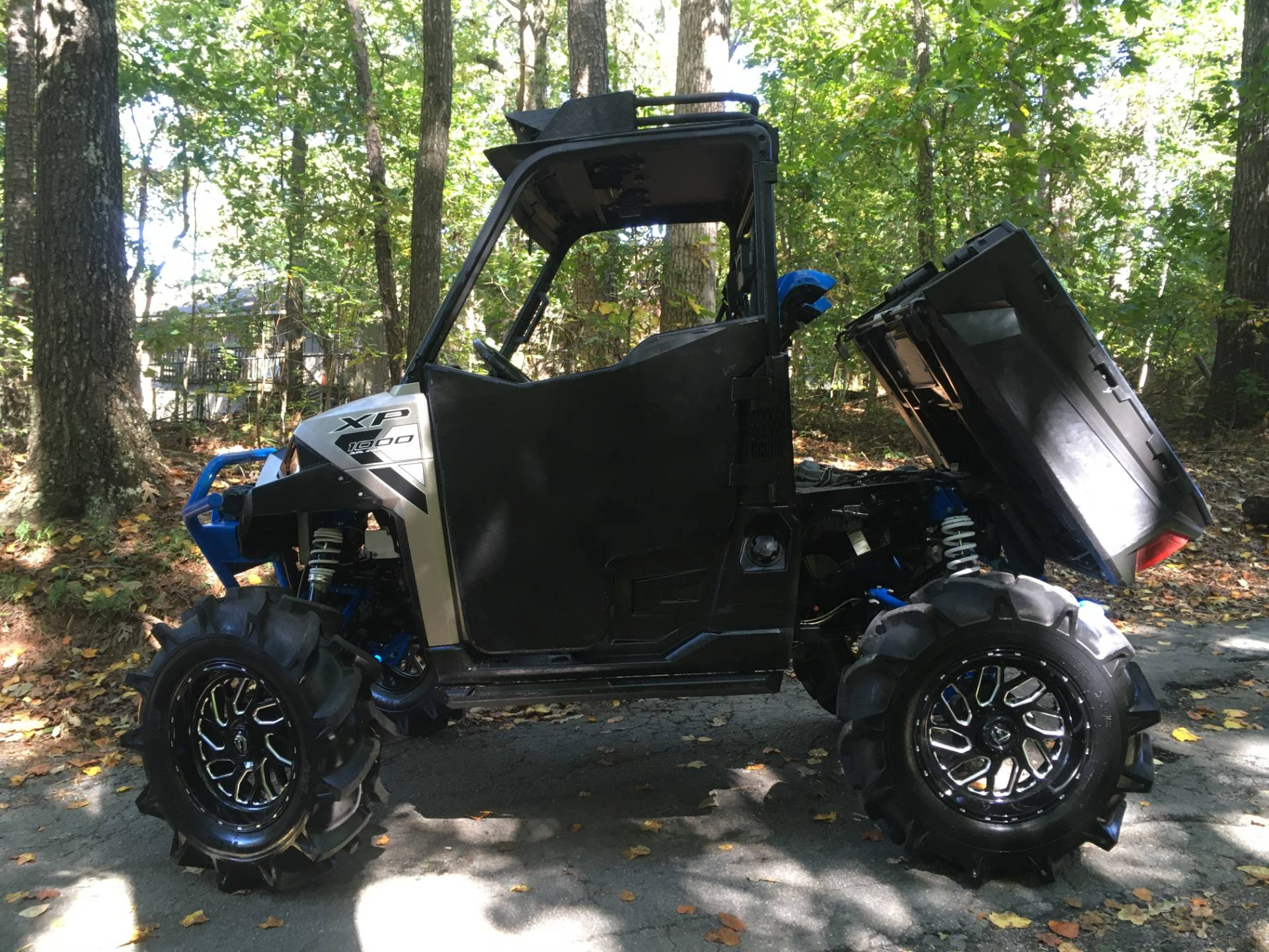 2017 POLARIS RANGER XP 1000 HIGH LIFTER EPS in Woodstock, Georgia - Photo 3