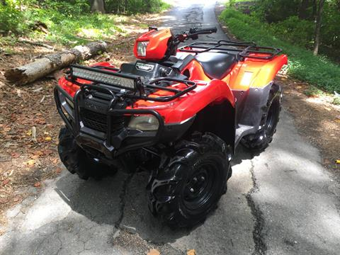 2018 Honda FourTrax Foreman 4x4 in Woodstock, Georgia - Photo 1