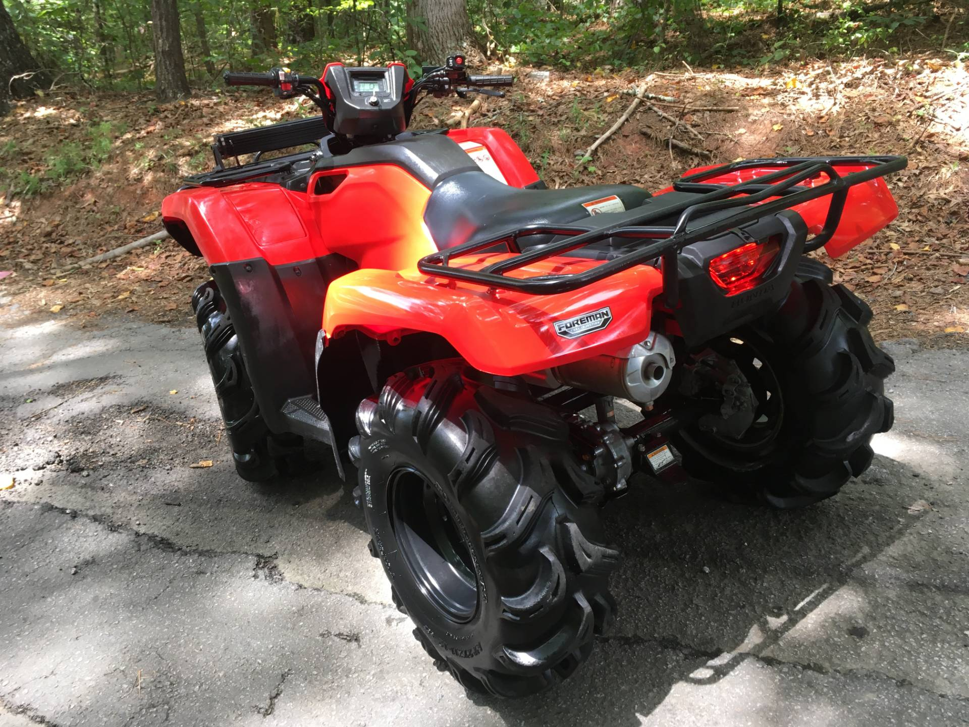 2018 Honda FourTrax Foreman 4x4 in Woodstock, Georgia - Photo 3