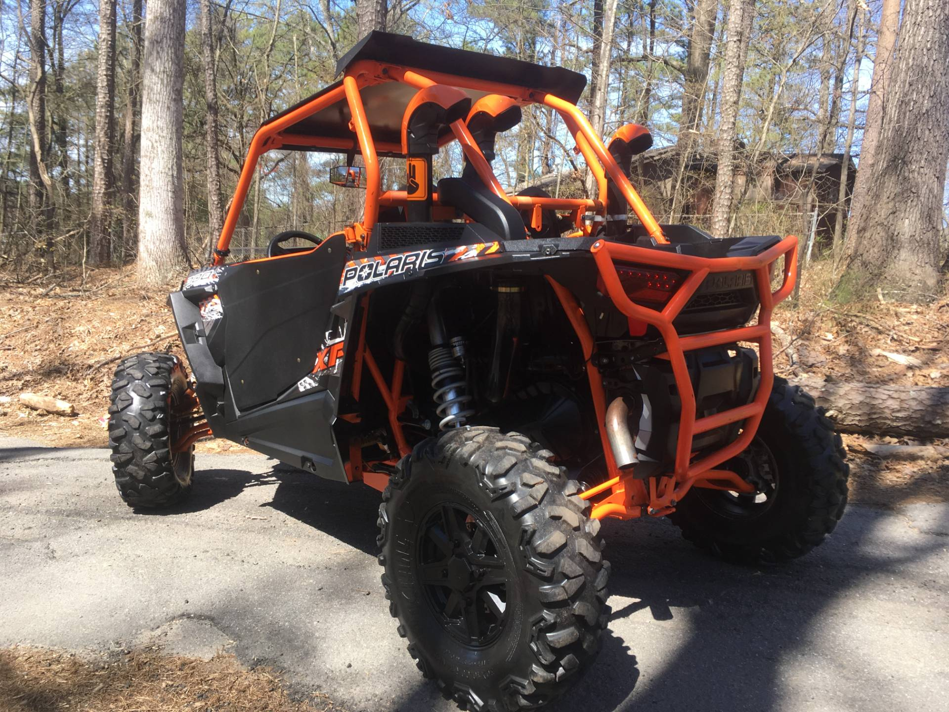 2015 Polaris RZR® XP 1000 EPS High Lifter Edition in Woodstock, Georgia