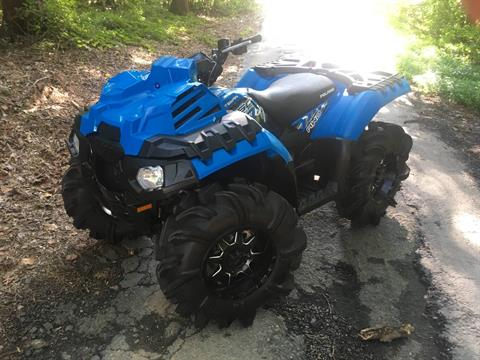 2017 Polaris Sportsman 850 High Lifter Edition in Woodstock, Georgia