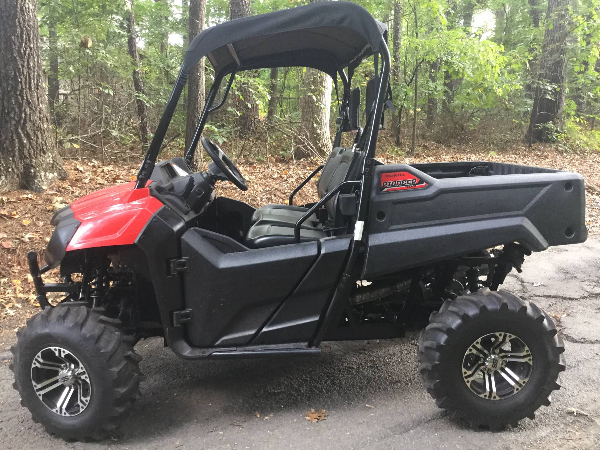 2016 Honda Pioneer 700 in Woodstock, Georgia