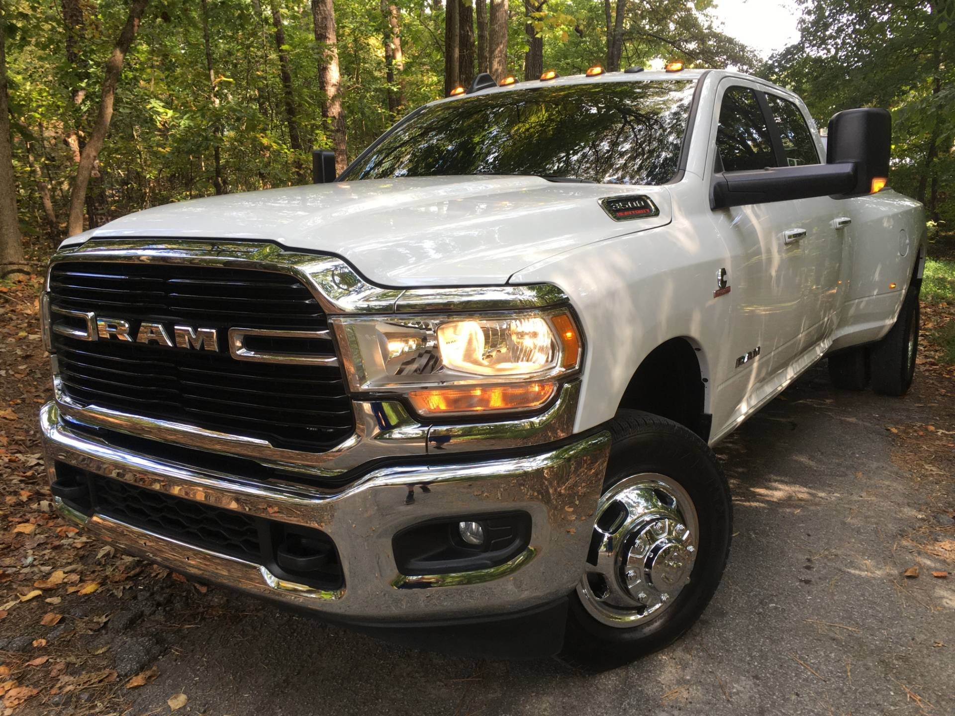 2019 DODGE RAM 3500 BIGHORN 4X4 in Woodstock, Georgia - Photo 1