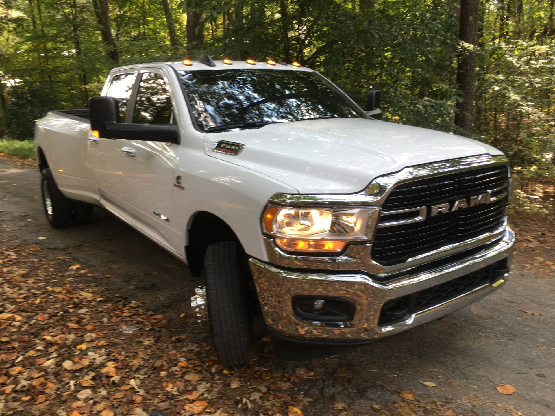 2019 DODGE RAM 3500 BIGHORN 4X4 in Woodstock, Georgia - Photo 6