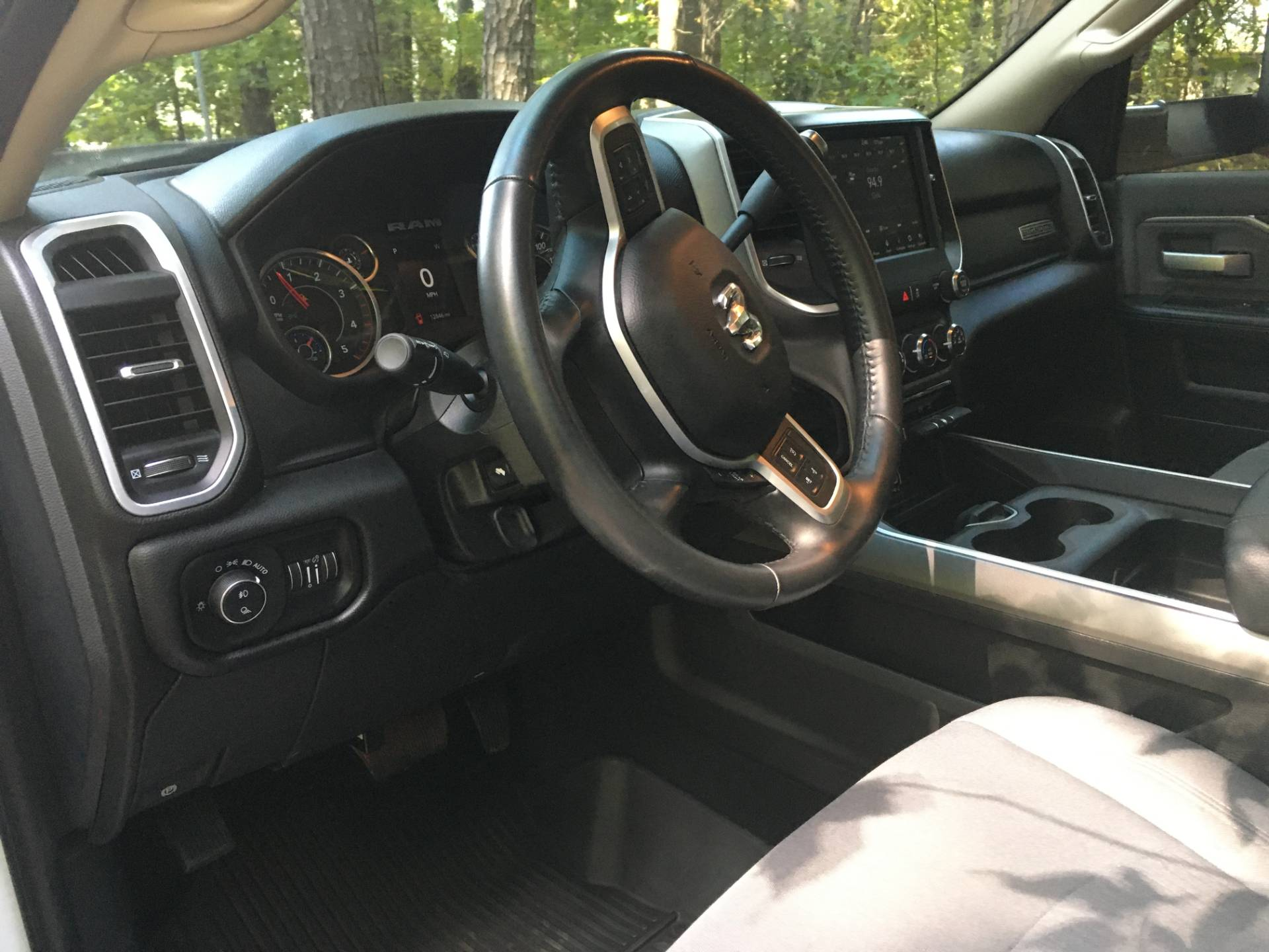 2019 DODGE RAM 3500 BIGHORN 4X4 in Woodstock, Georgia - Photo 15