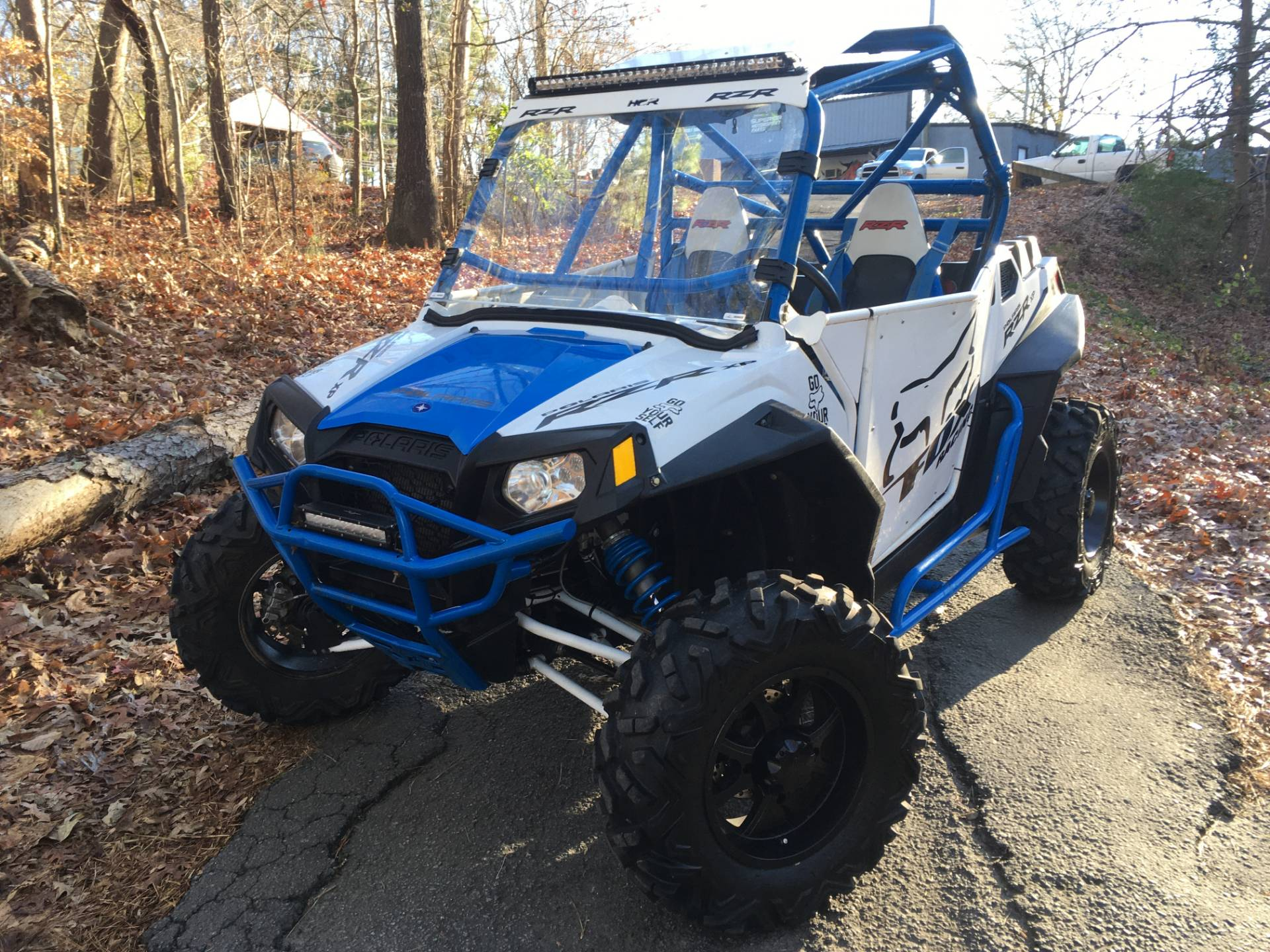 2012 POLARIS RZR 900 XP in Woodstock, Georgia - Photo 1