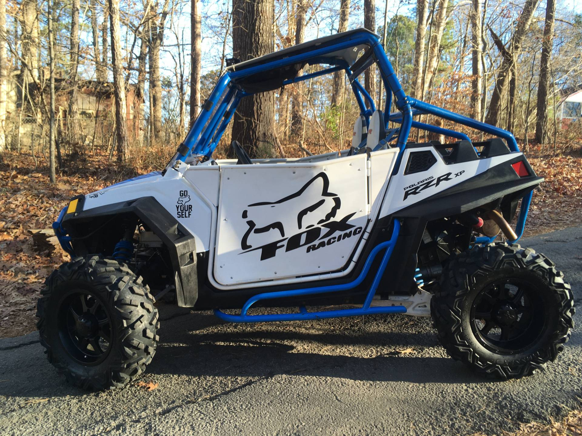 2012 POLARIS RZR 900 XP in Woodstock, Georgia - Photo 2