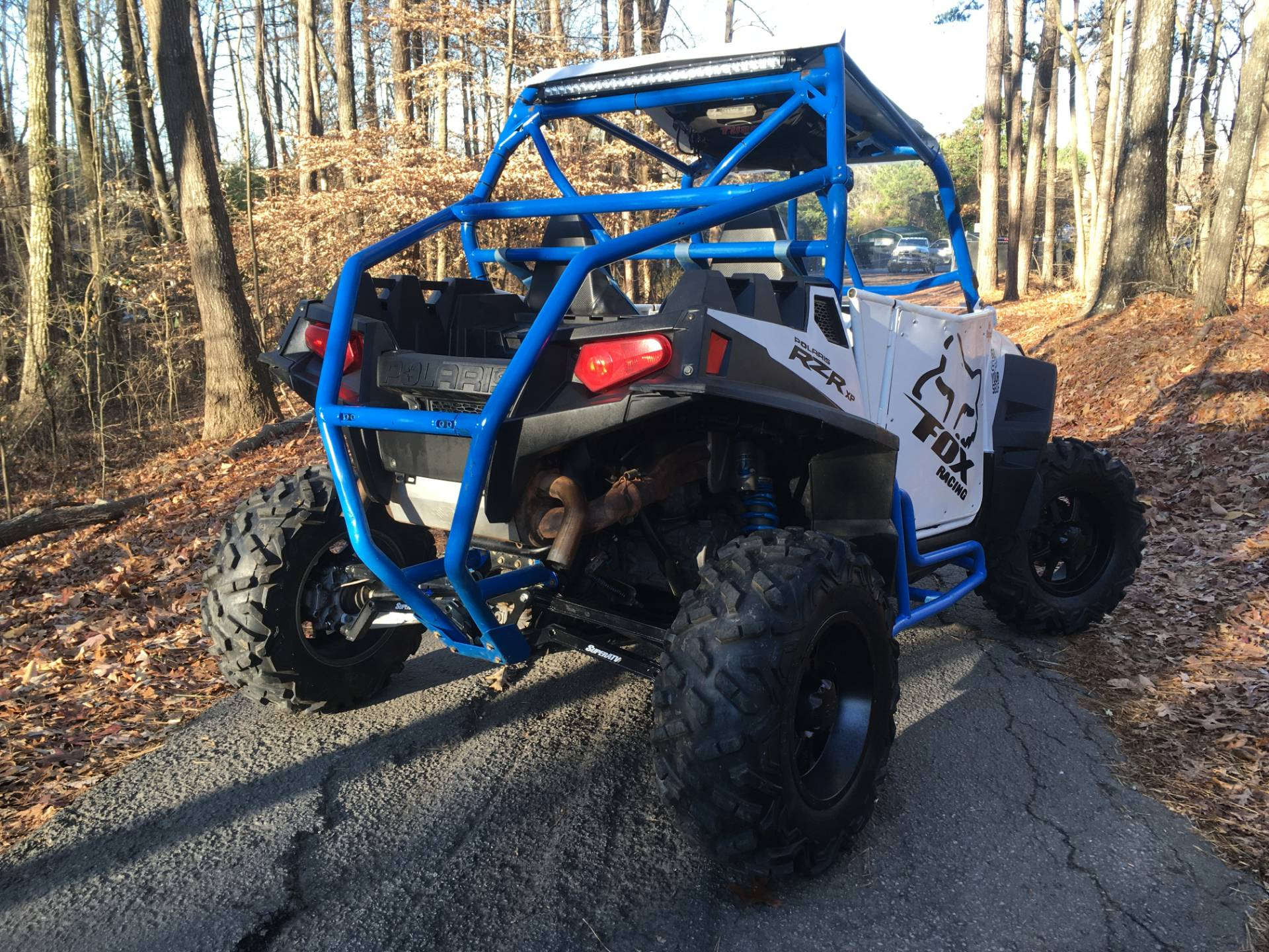 2012 POLARIS RZR 900 XP in Woodstock, Georgia - Photo 4