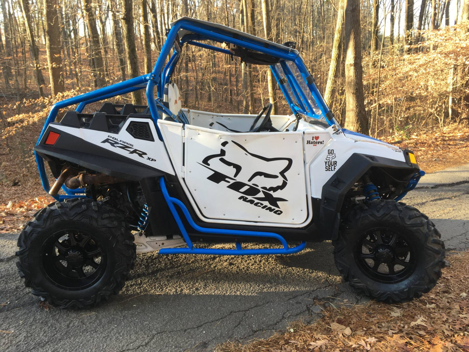 2012 POLARIS RZR 900 XP in Woodstock, Georgia - Photo 5