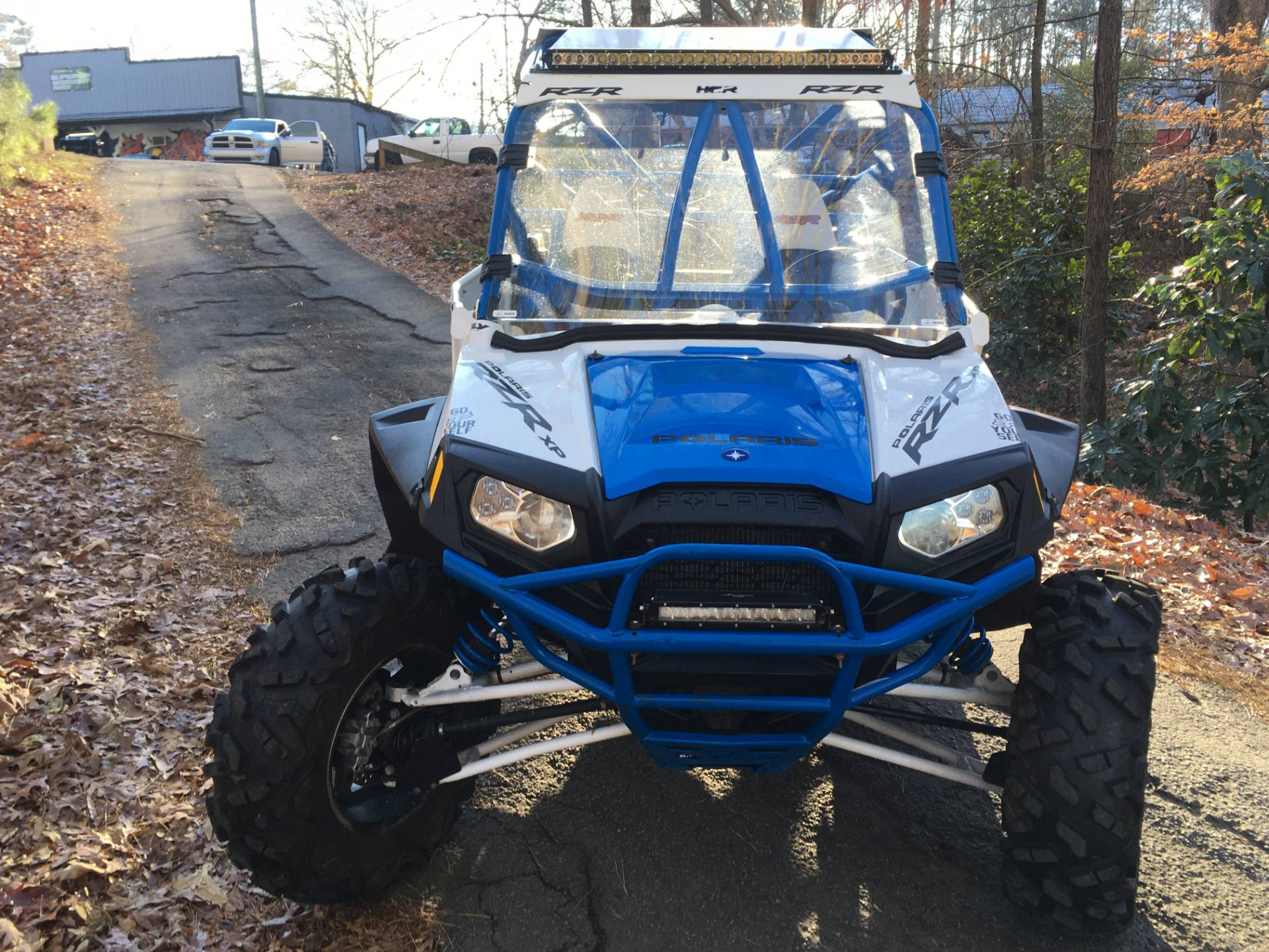 2012 POLARIS RZR 900 XP in Woodstock, Georgia - Photo 6