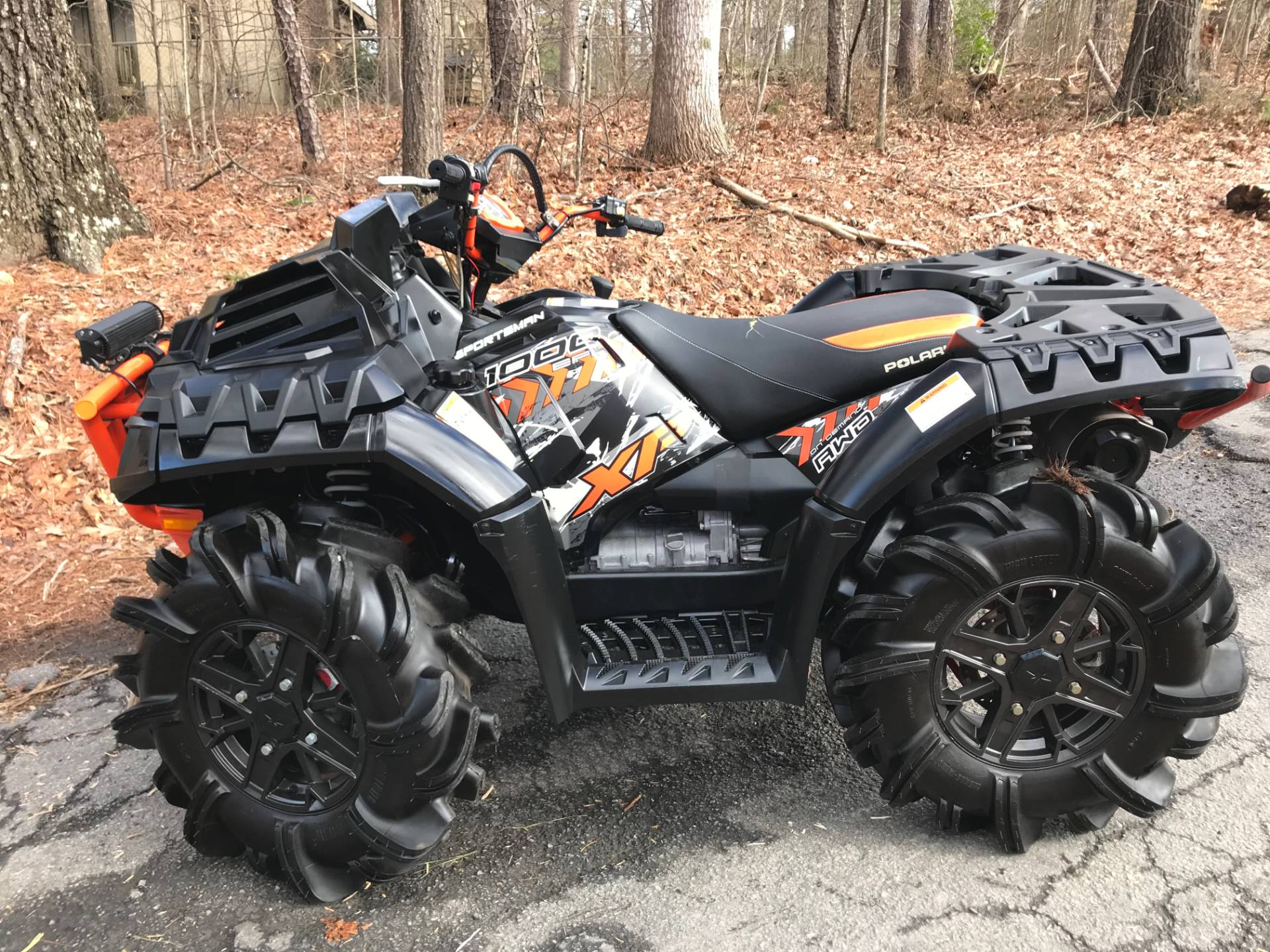 2016 POLARIS SPORTSMAN 1000 XP HIGH LIFTER in Woodstock, Georgia - Photo 2