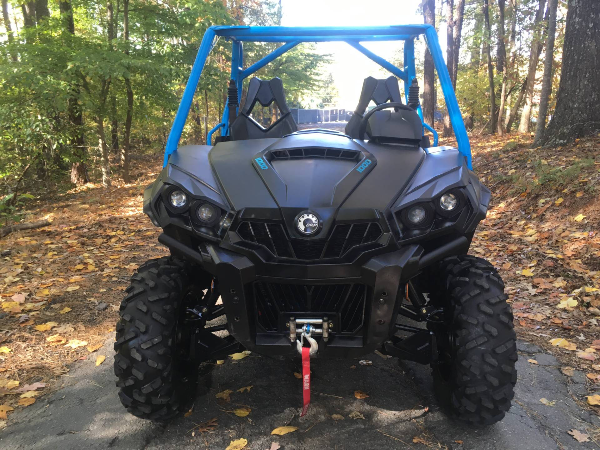 2016 CAN-AM COMMANDER 1000 XT in Woodstock, Georgia - Photo 1