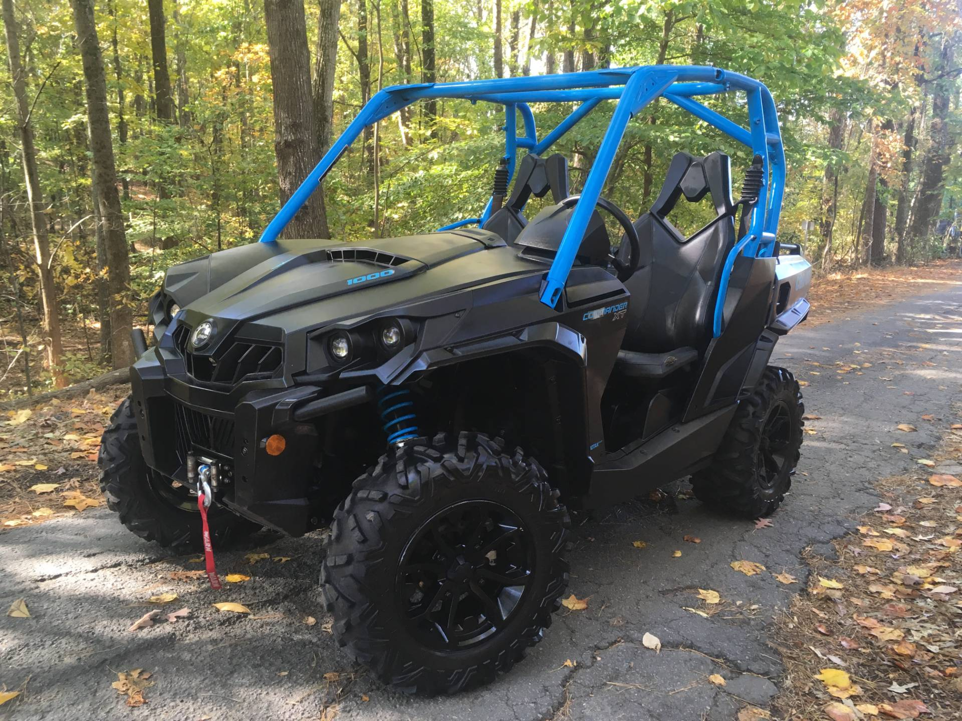 2016 CAN-AM COMMANDER 1000 XT in Woodstock, Georgia - Photo 2