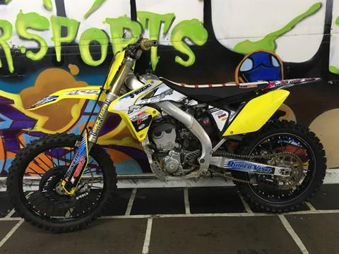 2015 SUZUKI RMZ 250 in Woodstock, Georgia - Photo 2