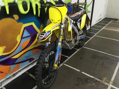 2015 SUZUKI RMZ 250 in Woodstock, Georgia - Photo 4