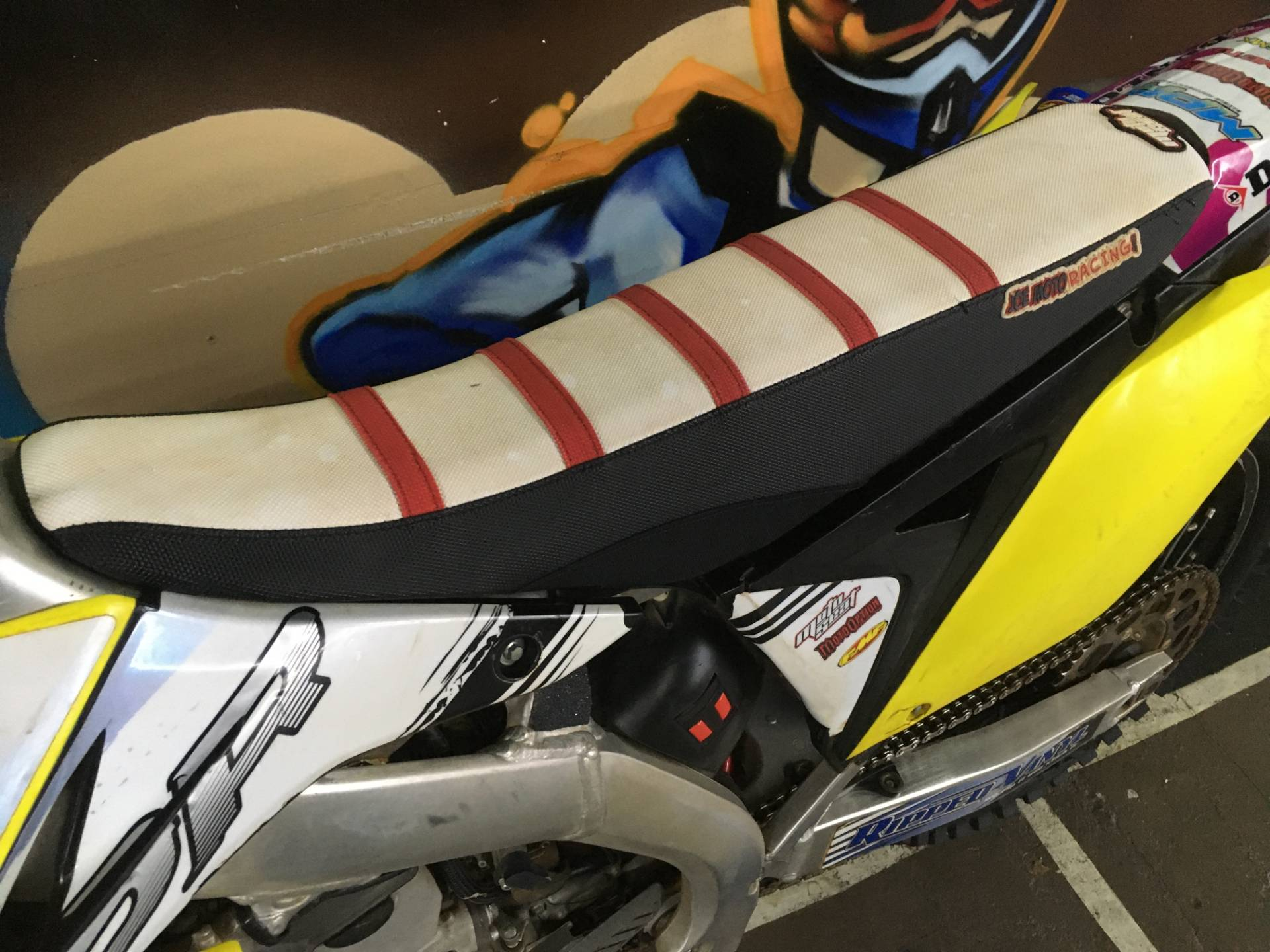 2015 SUZUKI RMZ 250 in Woodstock, Georgia - Photo 5