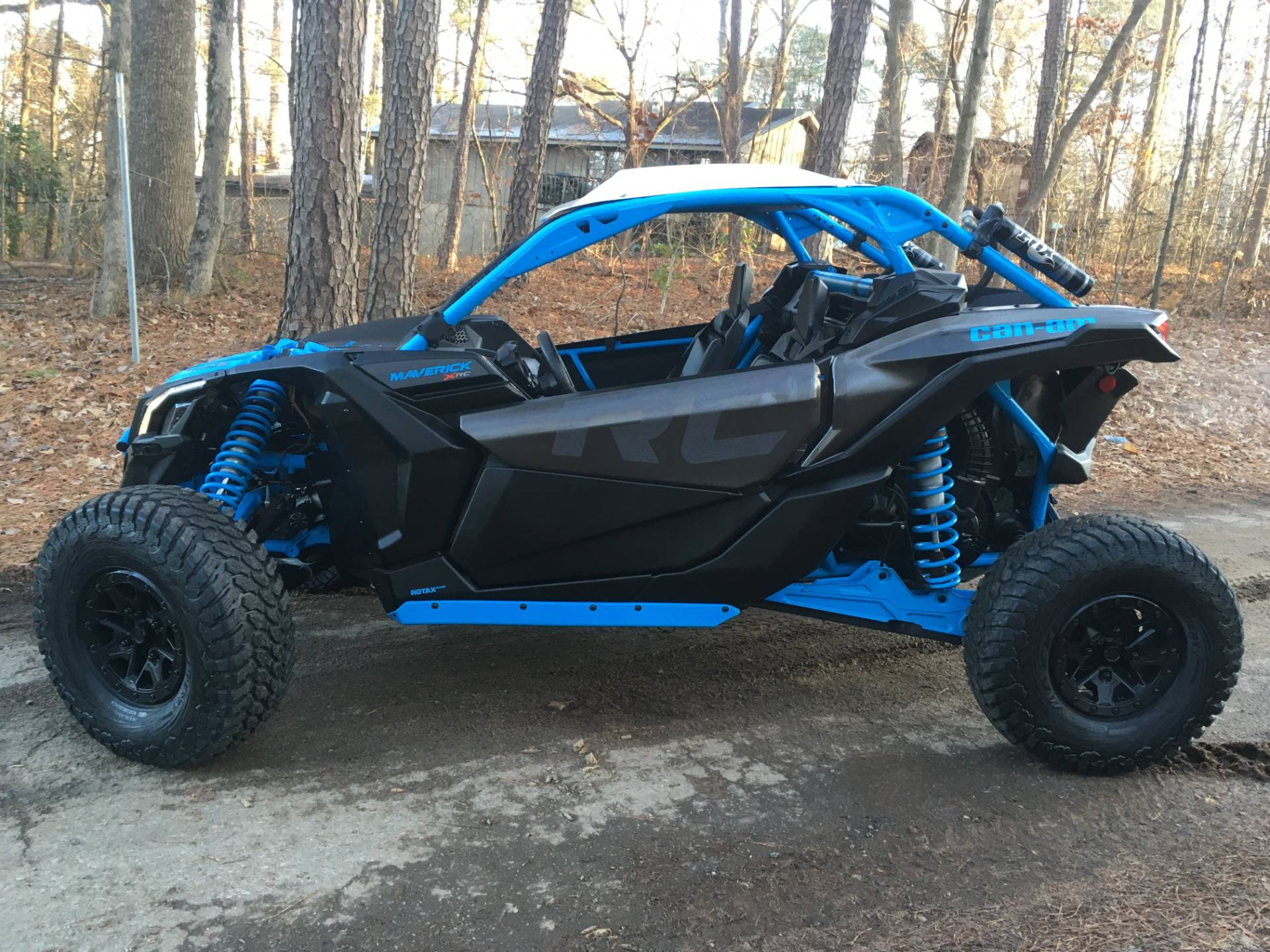 2019 CAN-AM MAVERICK X3 X RC TURBO R in Woodstock, Georgia - Photo 2