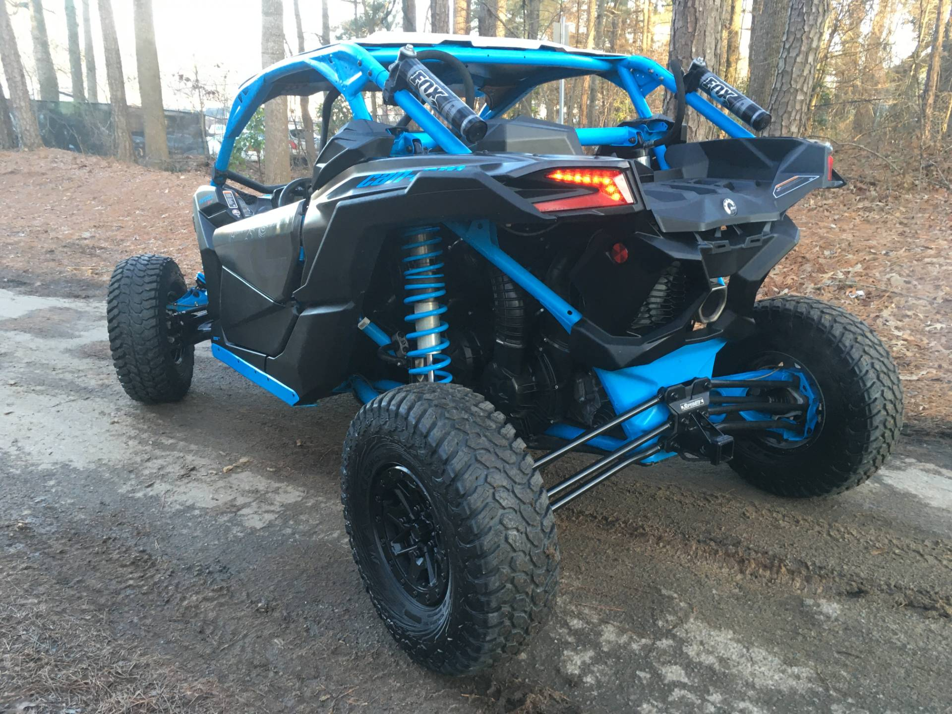 2019 CAN-AM MAVERICK X3 X RC TURBO R in Woodstock, Georgia - Photo 3