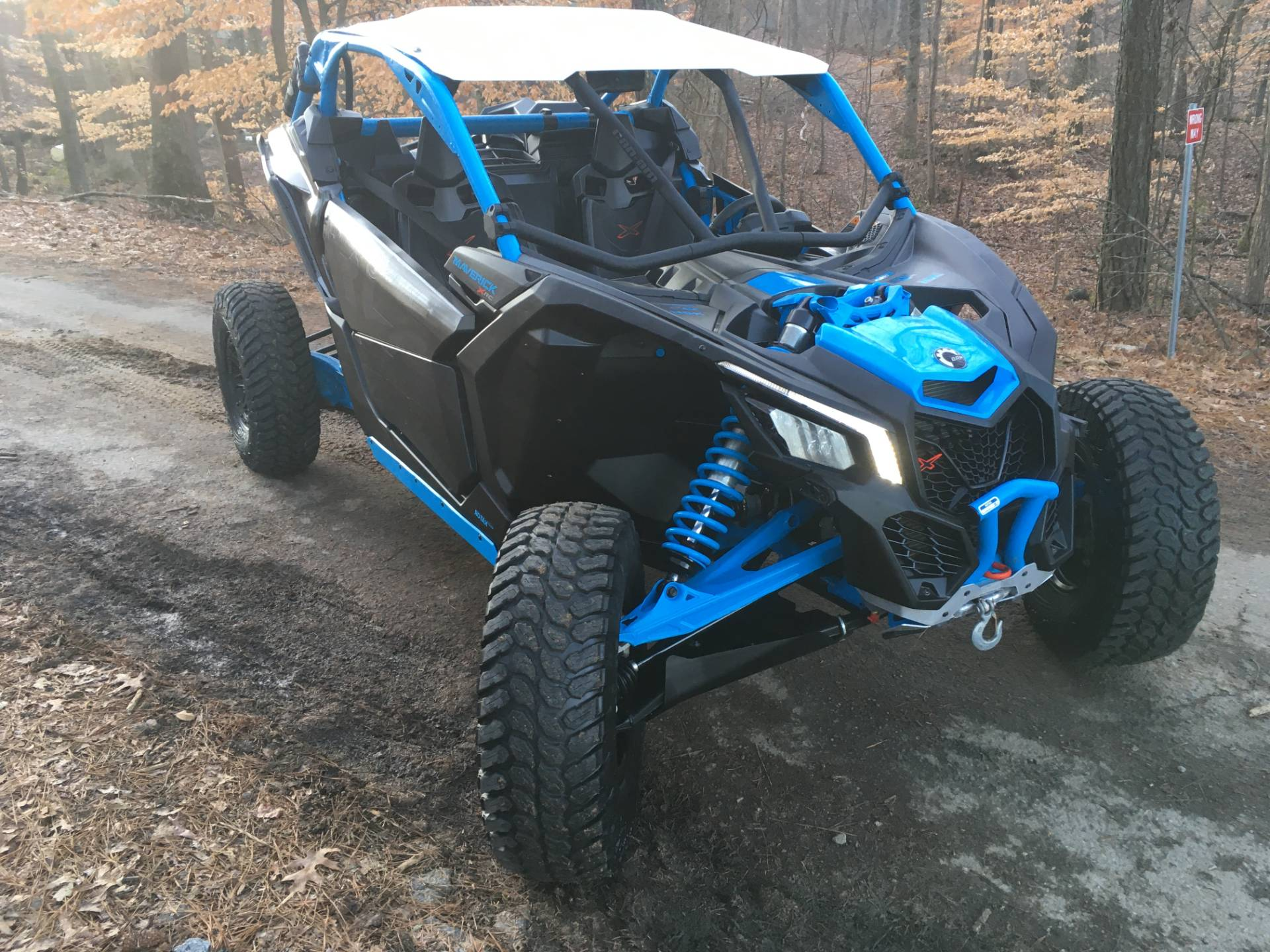 2019 CAN-AM MAVERICK X3 X RC TURBO R in Woodstock, Georgia - Photo 5