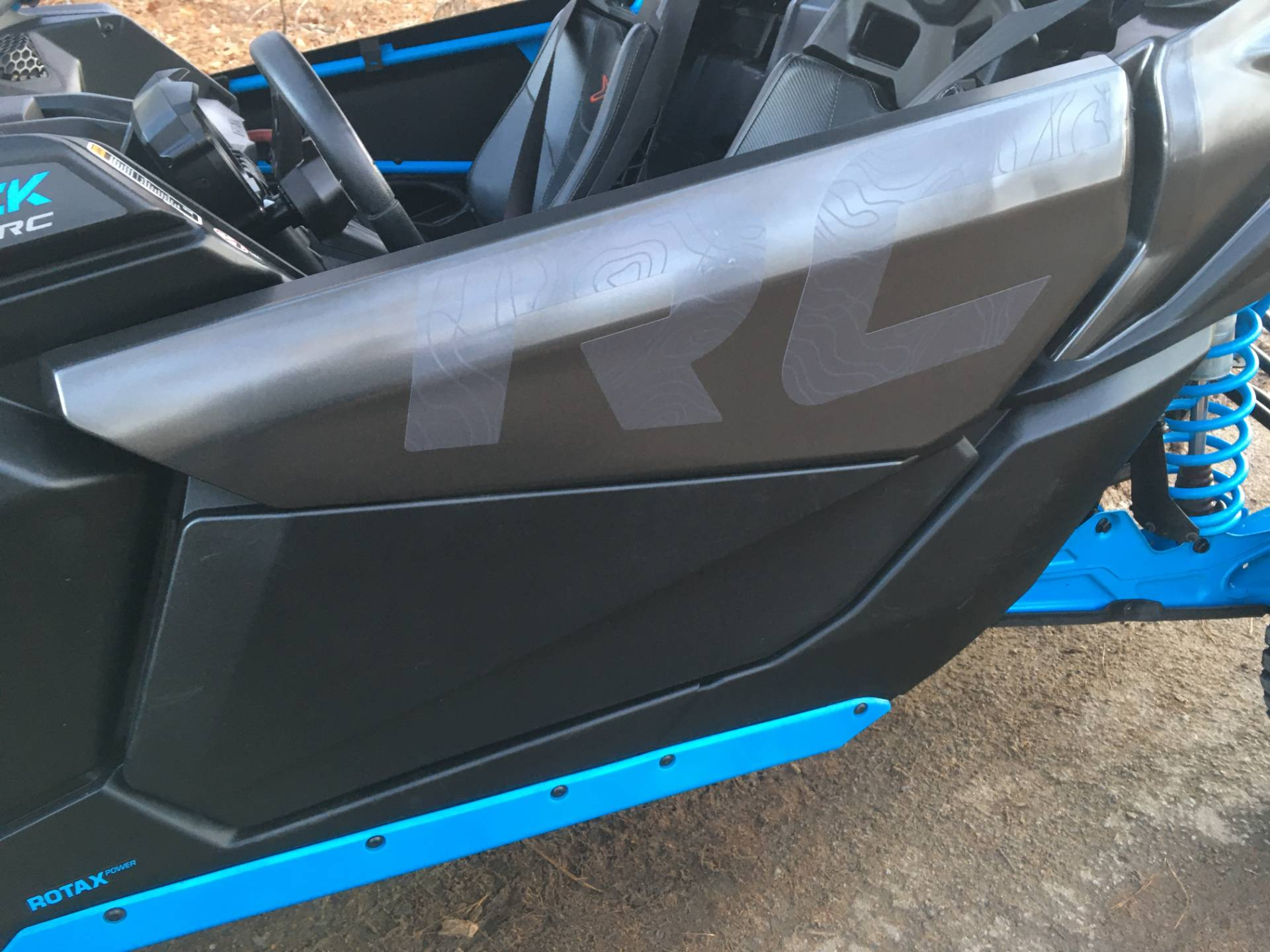 2019 CAN-AM MAVERICK X3 X RC TURBO R in Woodstock, Georgia - Photo 6