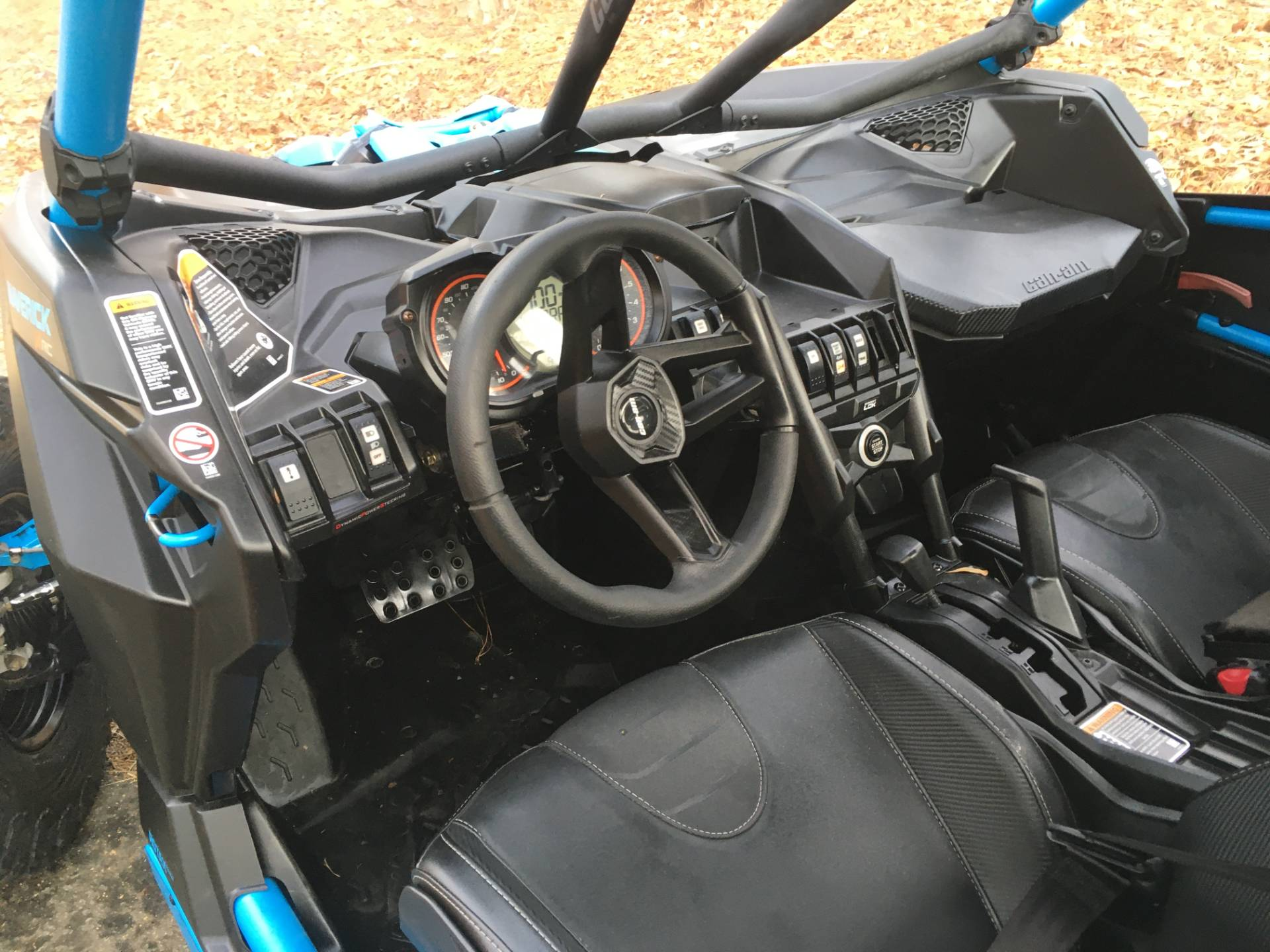 2019 CAN-AM MAVERICK X3 X RC TURBO R in Woodstock, Georgia - Photo 13