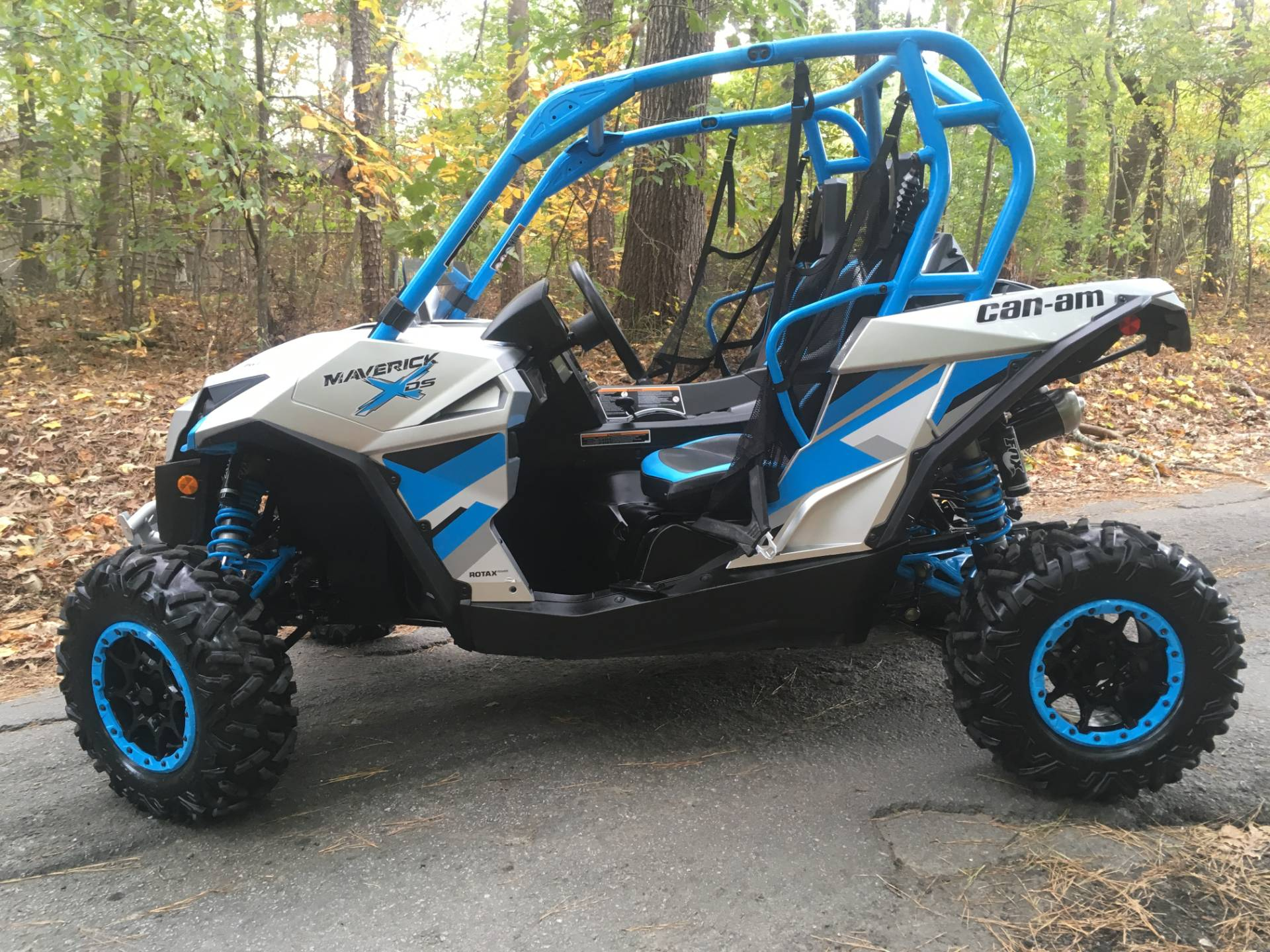 2016 CAN-AM MAVERICK 1000R TURBO X DS in Woodstock, Georgia - Photo 2