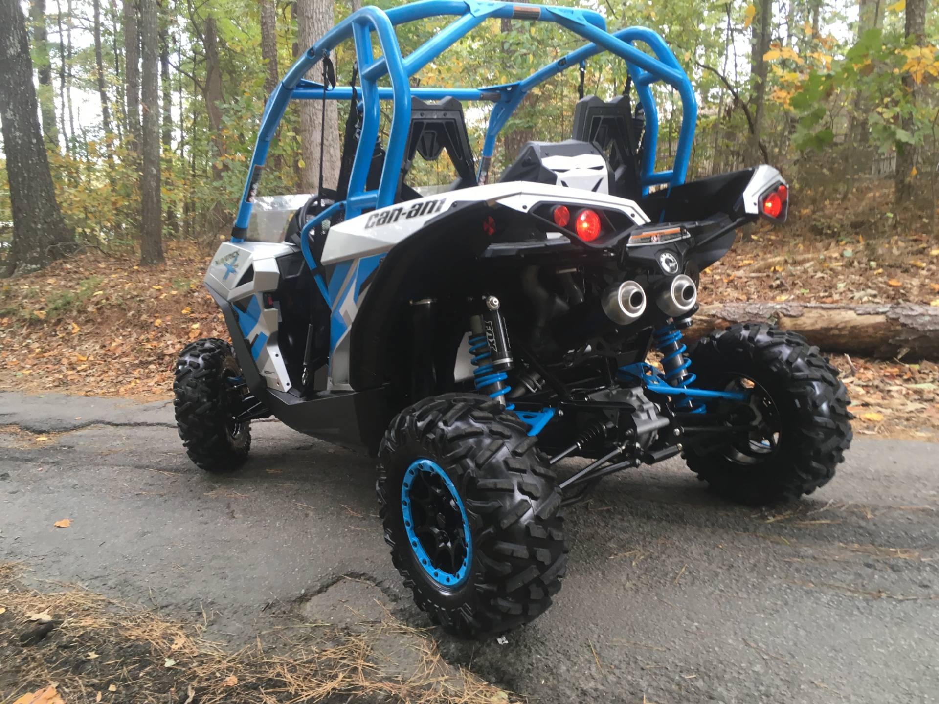 2016 CAN-AM MAVERICK 1000R TURBO X DS in Woodstock, Georgia - Photo 3