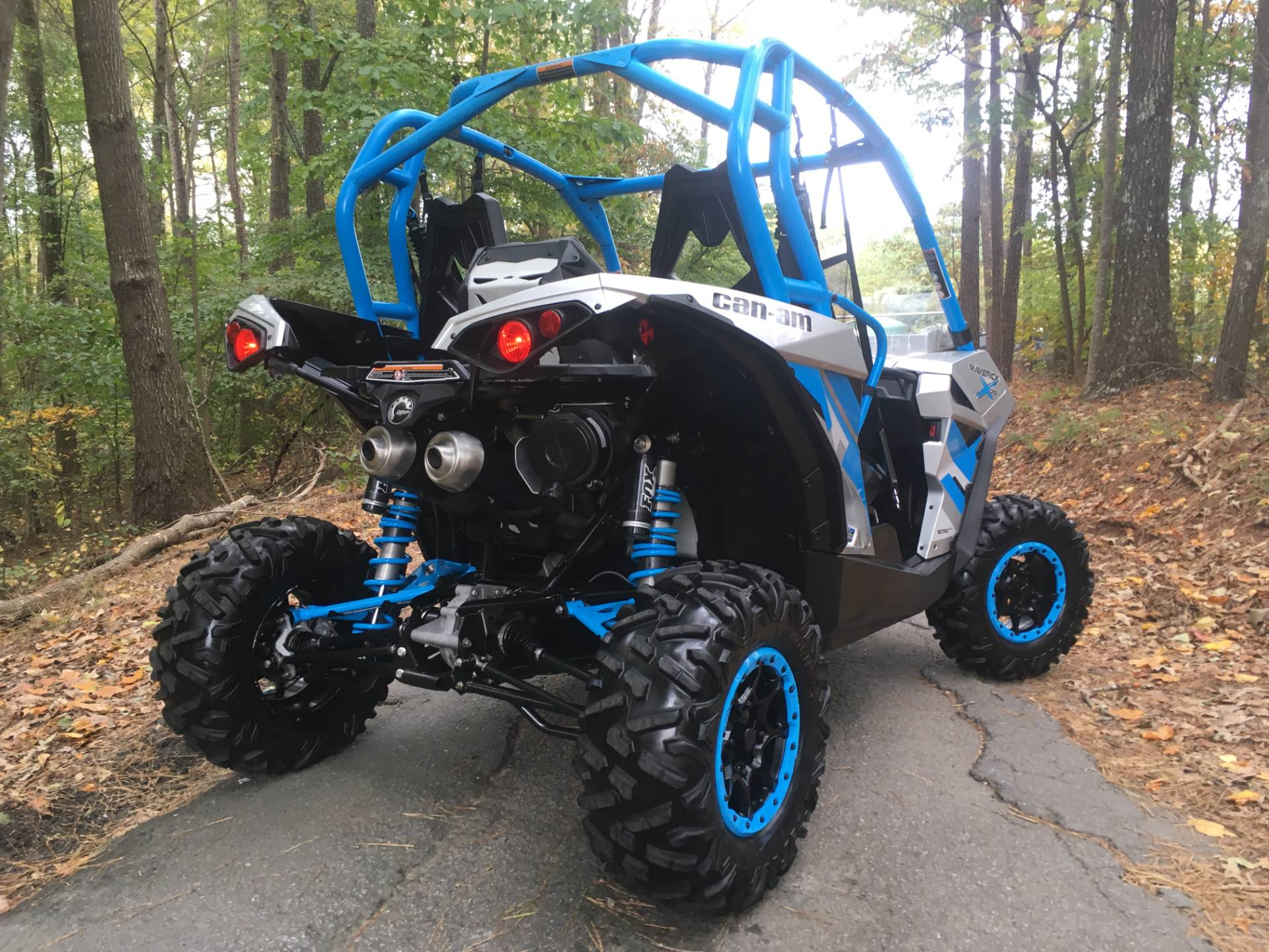 2016 CAN-AM MAVERICK 1000R TURBO X DS in Woodstock, Georgia - Photo 5
