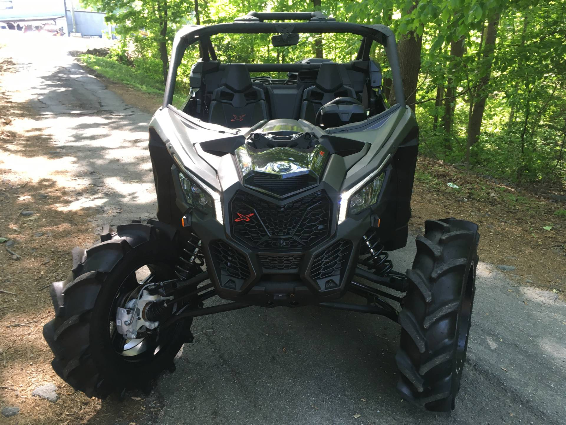 2018 Can-Am™ Maverick X3 X ds Turbo R 6