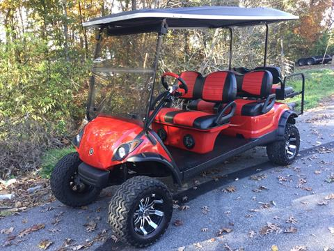 2010 Yamaha Concierge 6-Passenger Electric in Woodstock, Georgia