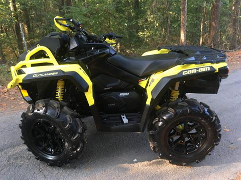 2019 CAN-AM OUTLANDER XT-P 850 in Woodstock, Georgia - Photo 2