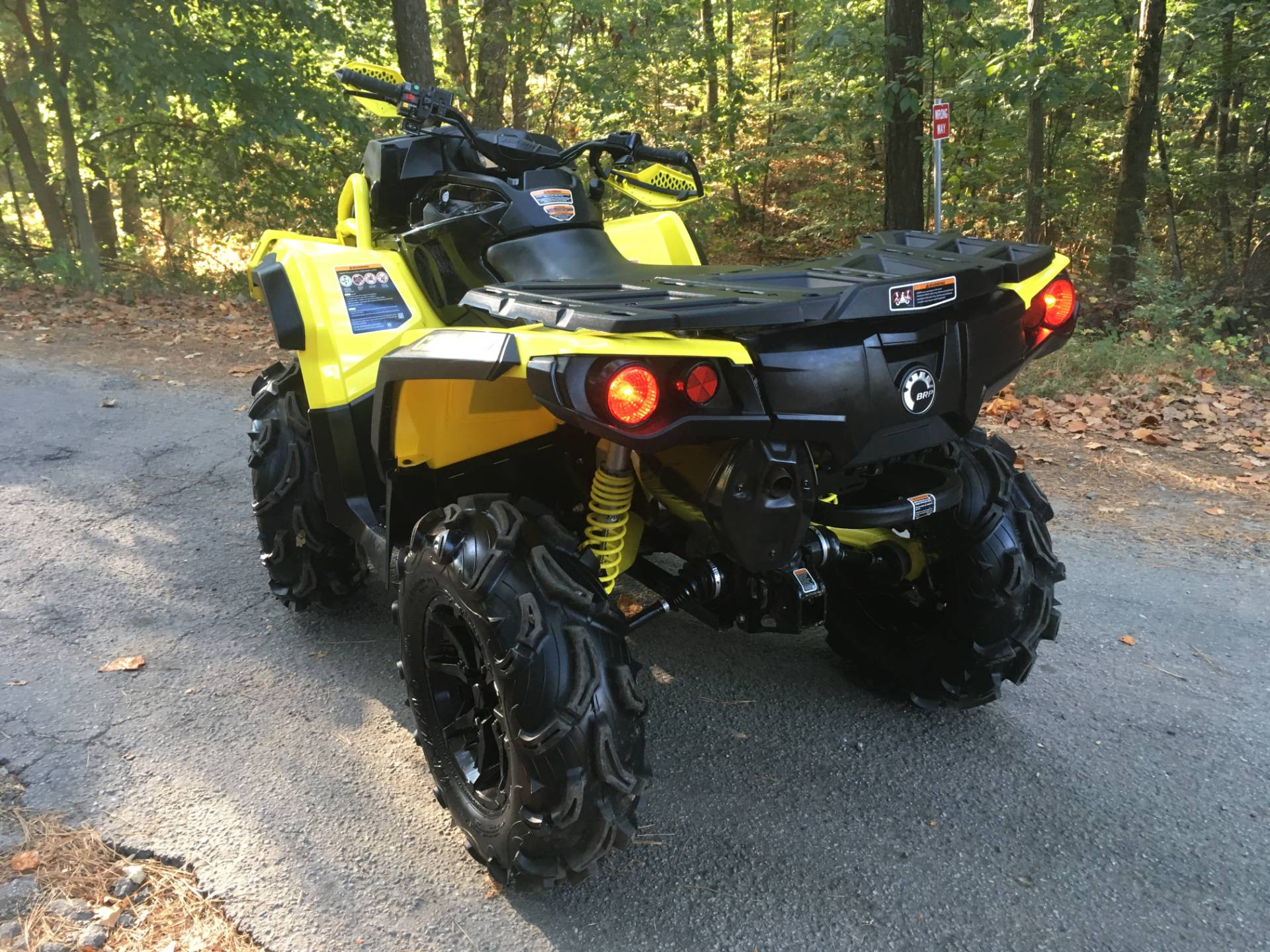 2019 CAN-AM OUTLANDER XT-P 850 in Woodstock, Georgia - Photo 3