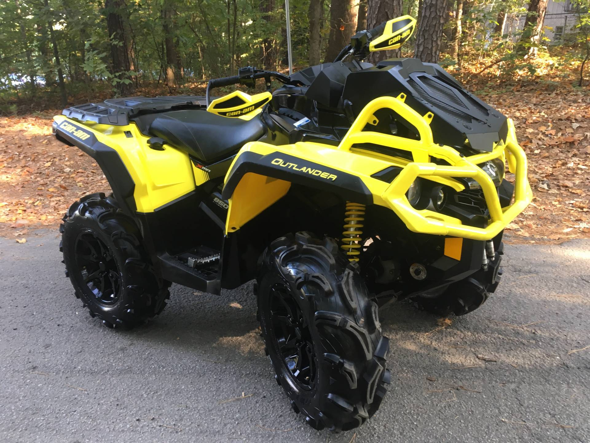 2019 CAN-AM OUTLANDER XT-P 850 in Woodstock, Georgia - Photo 5