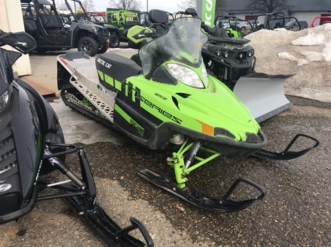 "2011 Arctic Cat M8 Sno Pro® 153"" Limited in Bismarck, North Dakota - Photo 1"