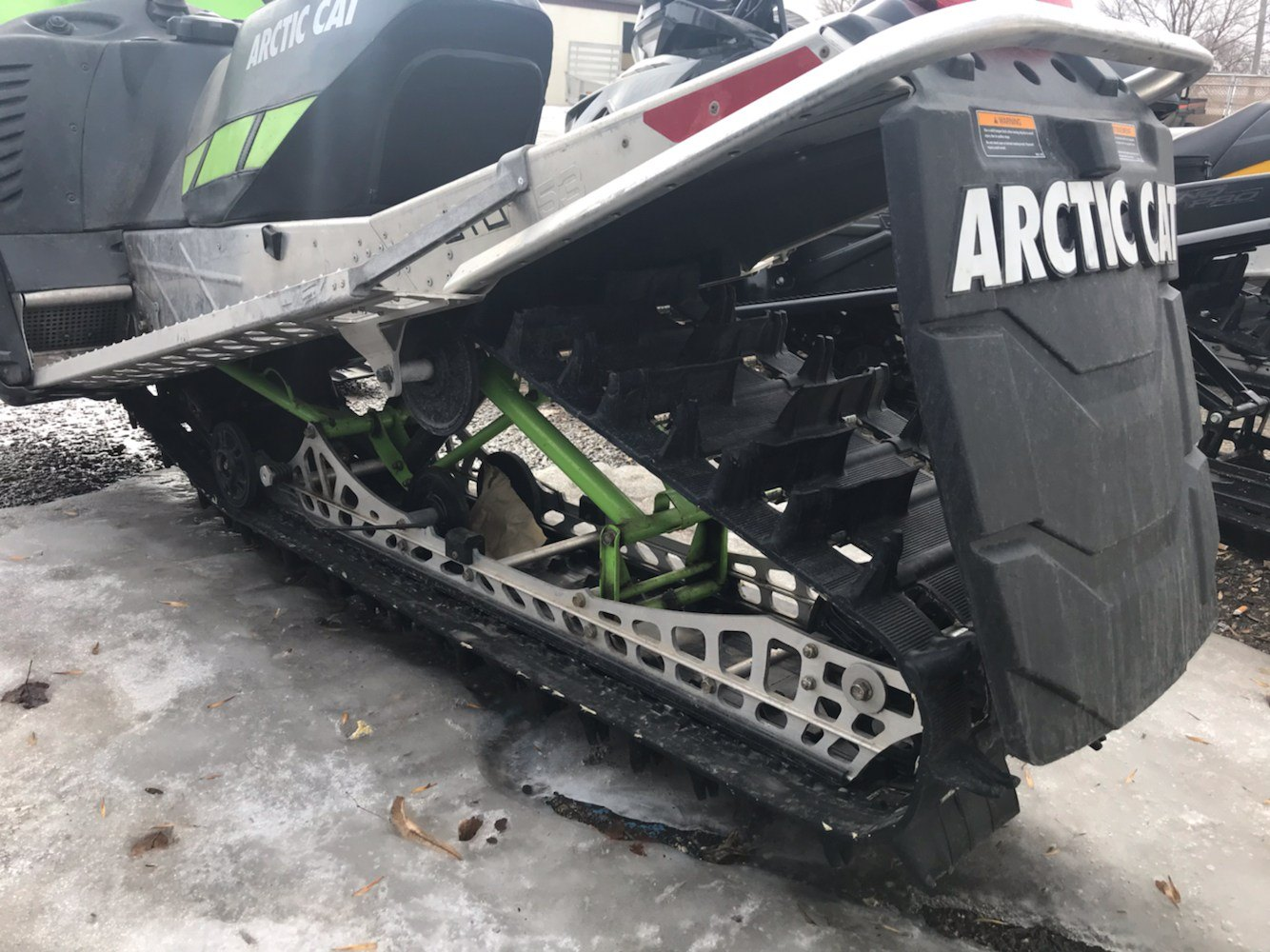 "2011 Arctic Cat M8 Sno Pro® 153"" Limited in Bismarck, North Dakota - Photo 3"